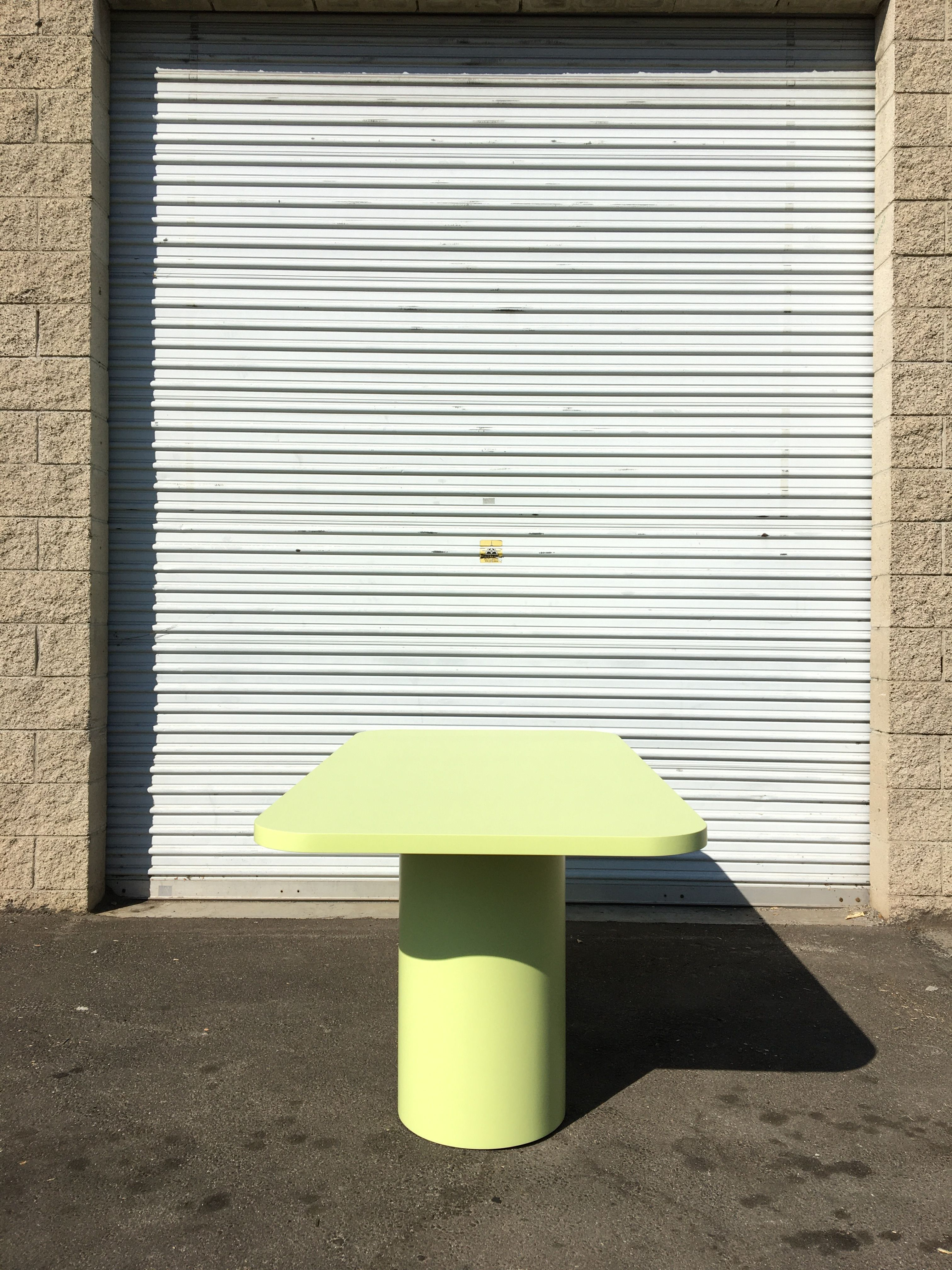 Half Round Work Table product image 2