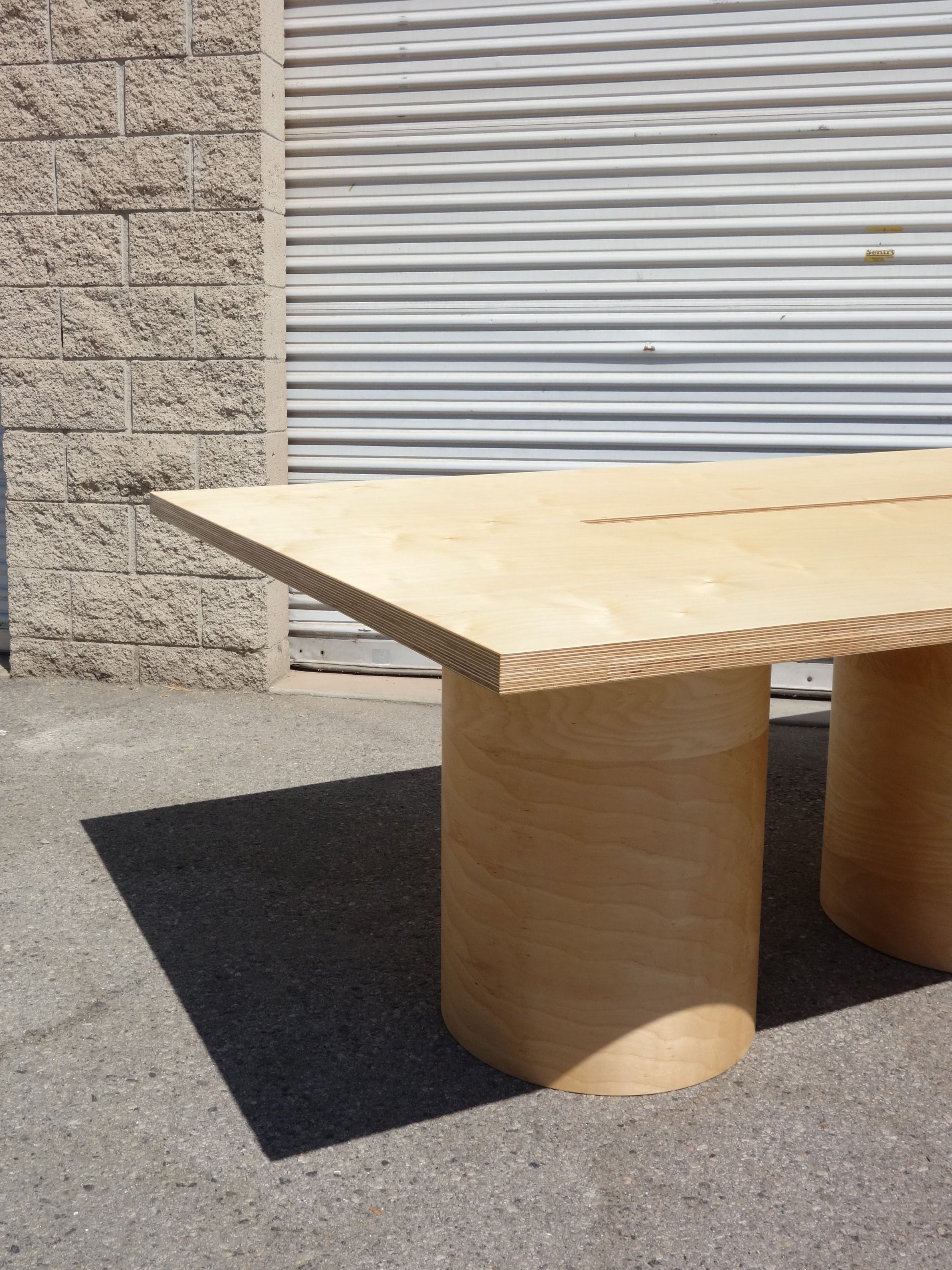 Three Cylinder Conference Table product image 6