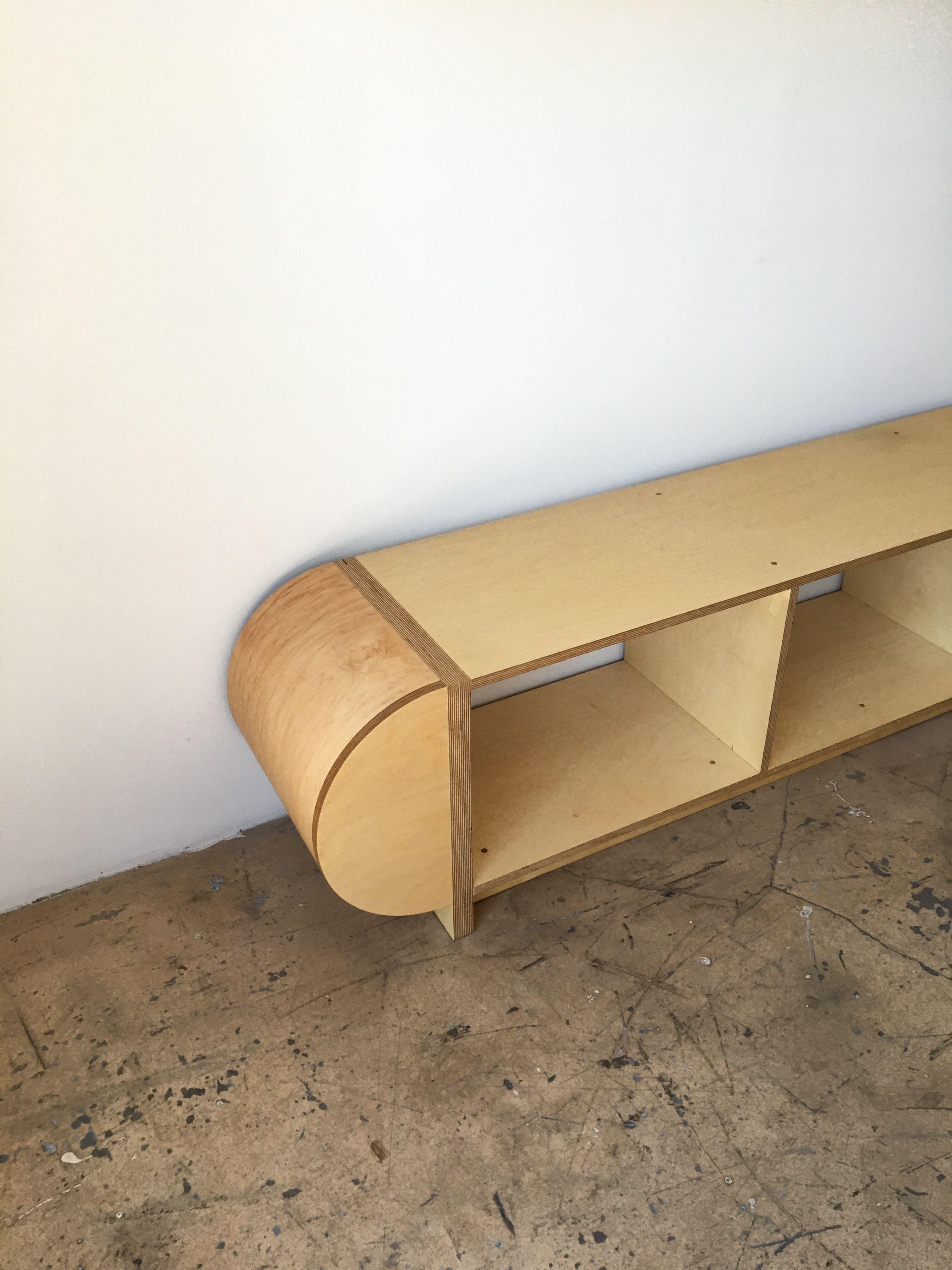 Half Round Storage Unit - Mouthwash Studio product image 5