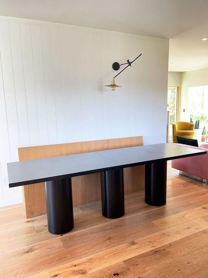Matte Black Table product image 5