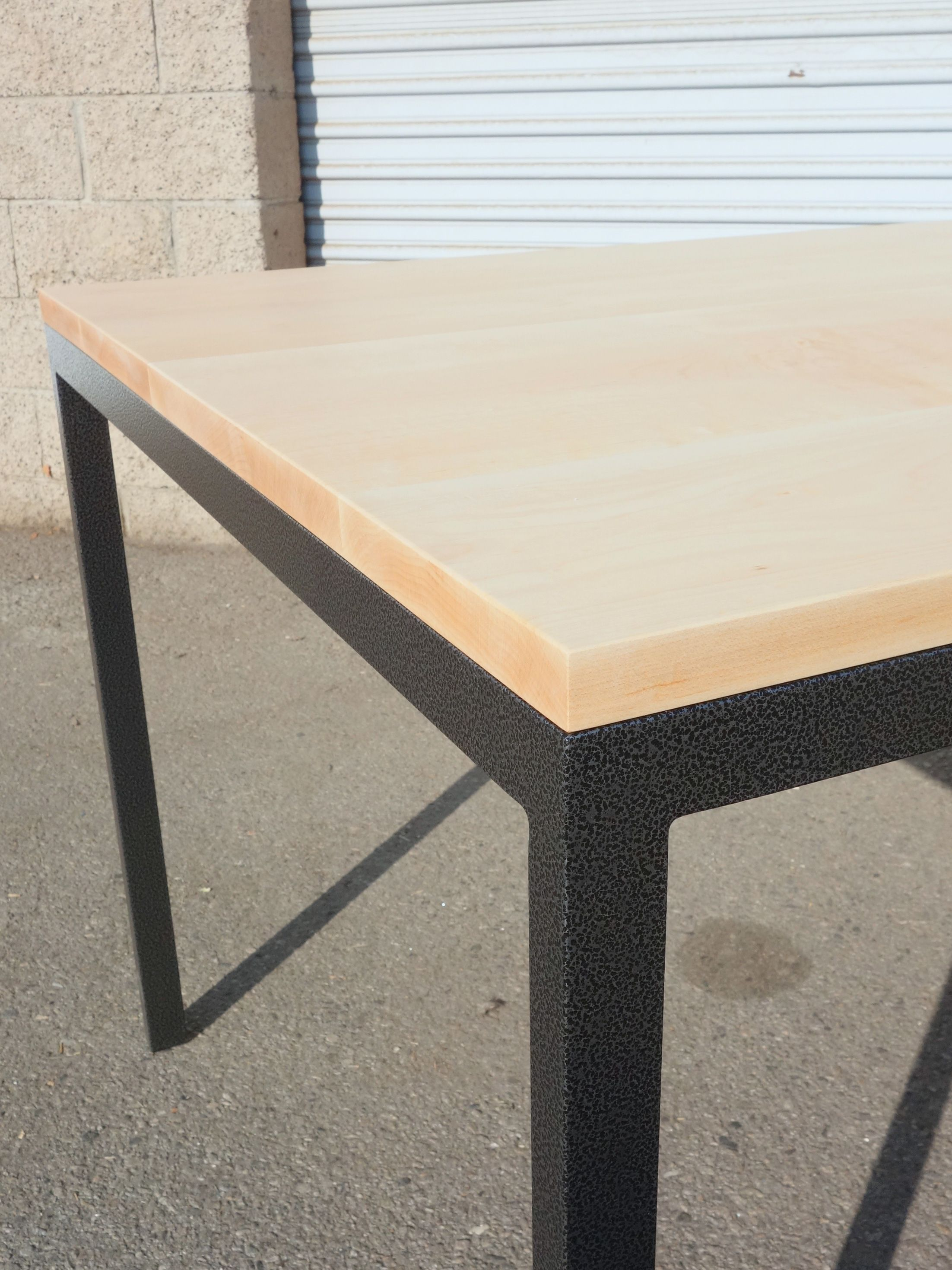 Metal and Maple Dining Set product image 6
