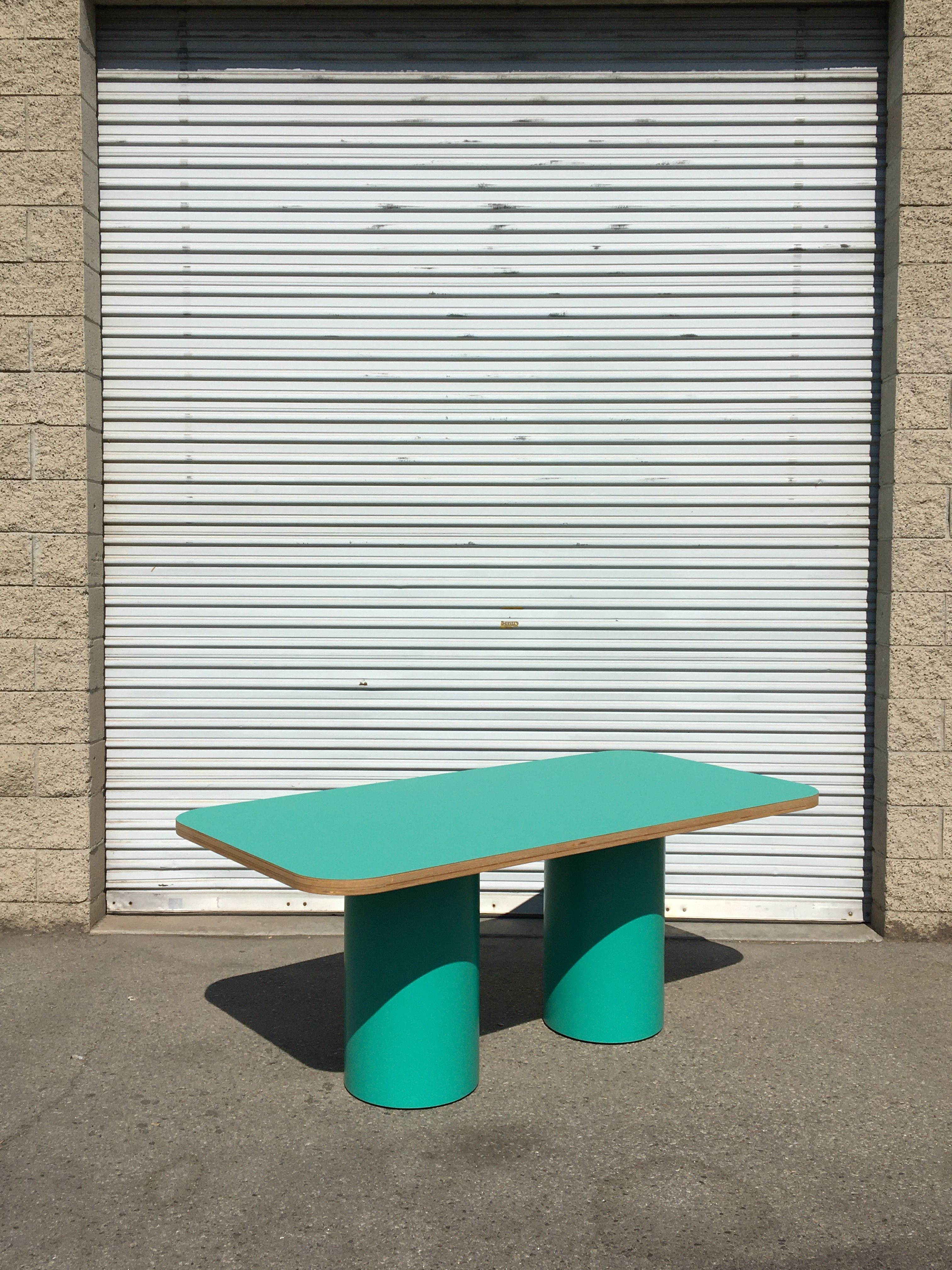 Two Cylinder Dining Table product image 1