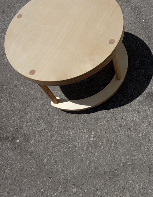 Round Coffee Table product image 1