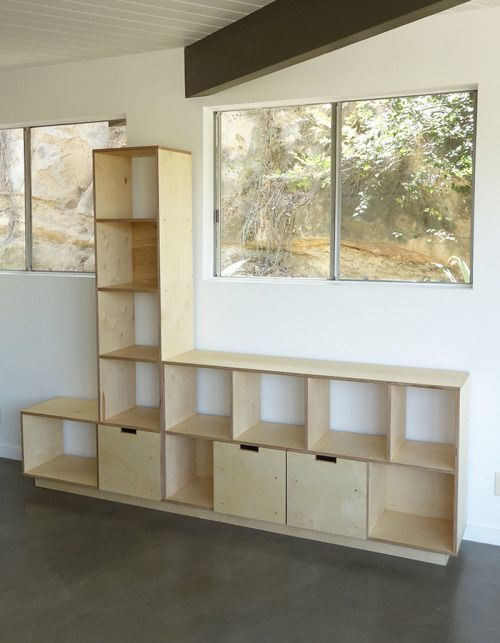 Record Shelving Unit product image 0