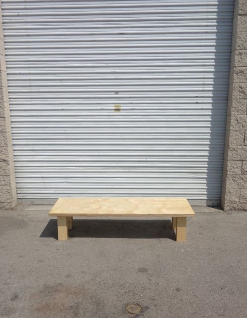 I-Beam Coffee Table product image 0