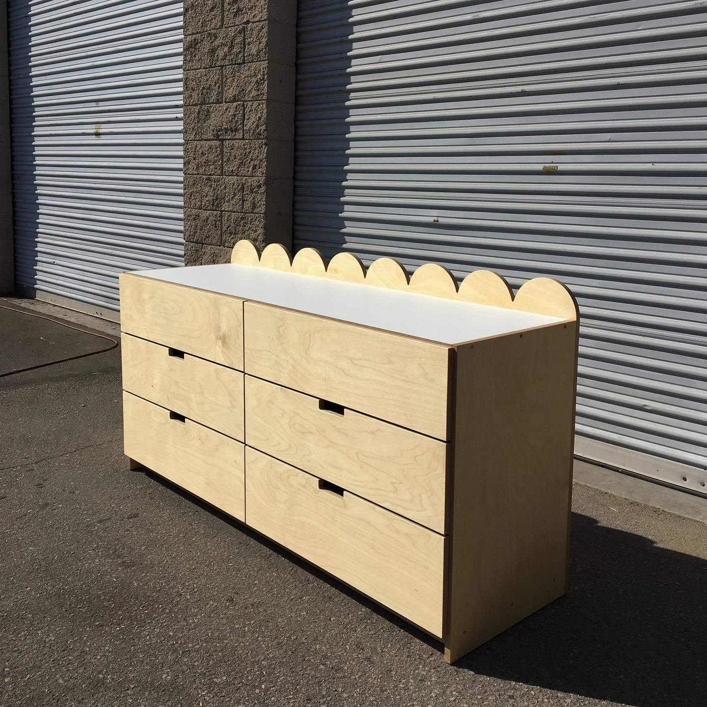 Scallop Dresser product image 1