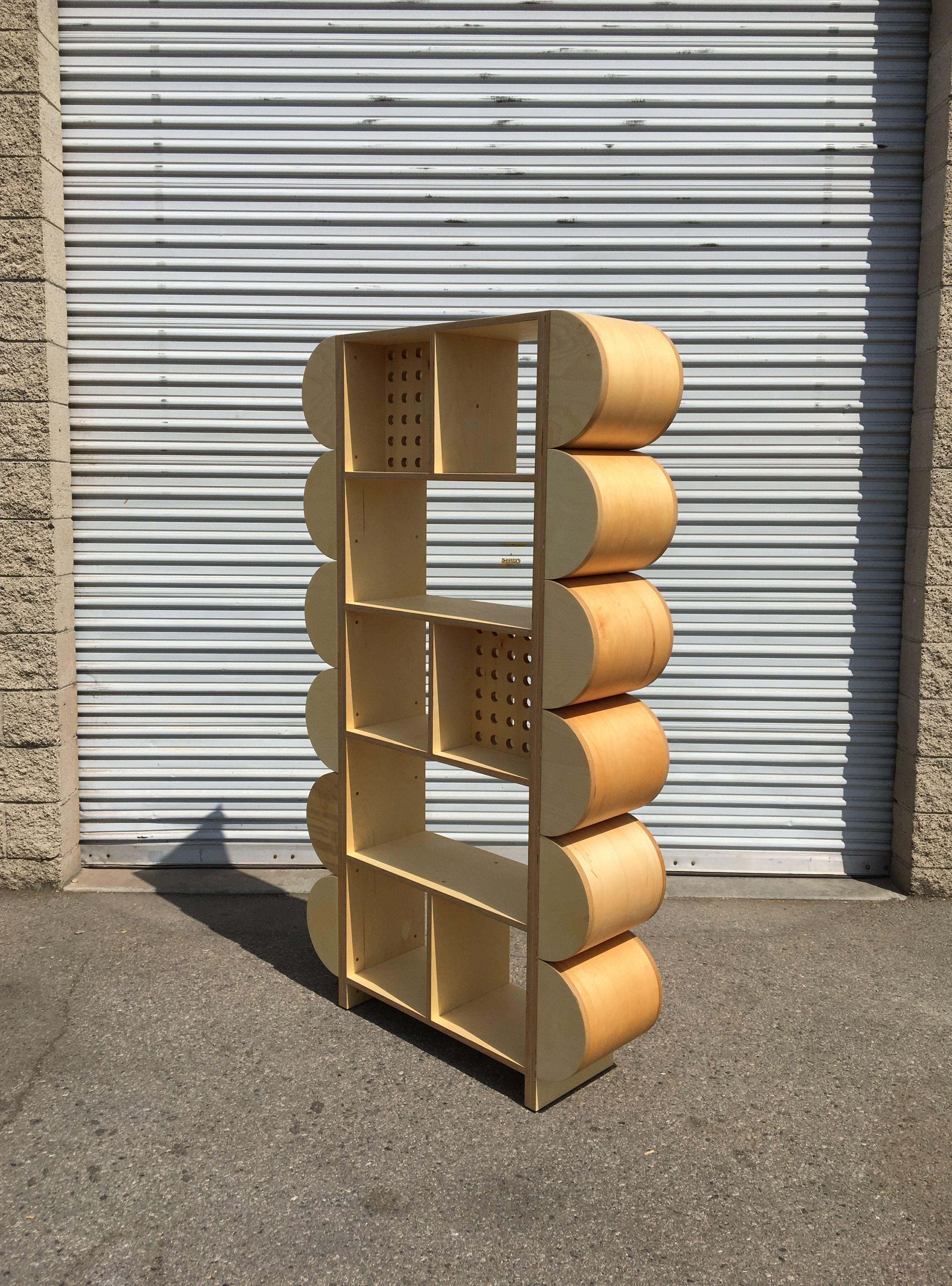 Custom Scallop Bookshelf product image 1