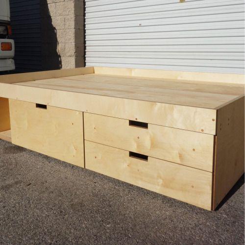 Box Bed II product image 1