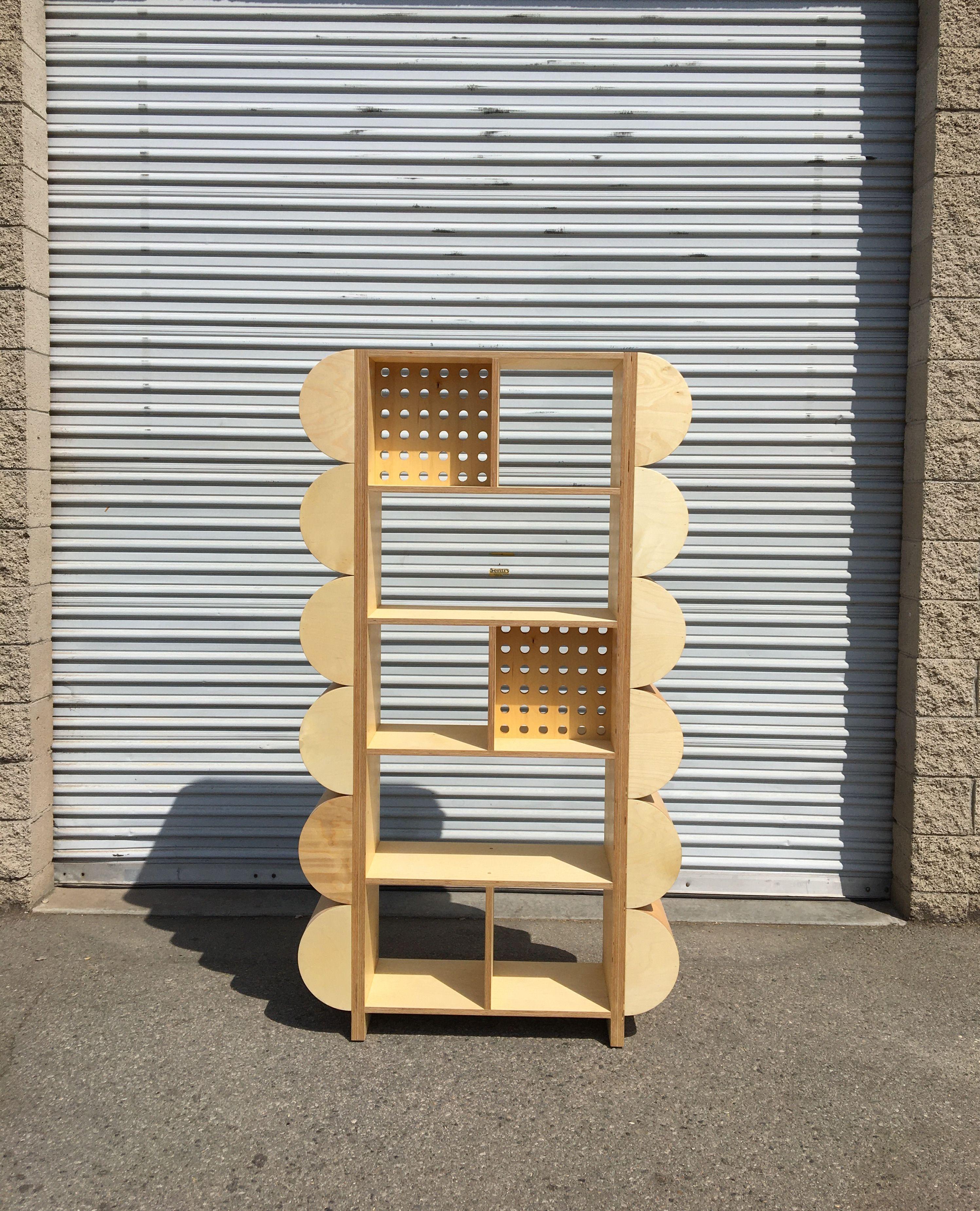 Custom Scallop Bookshelf product image 0