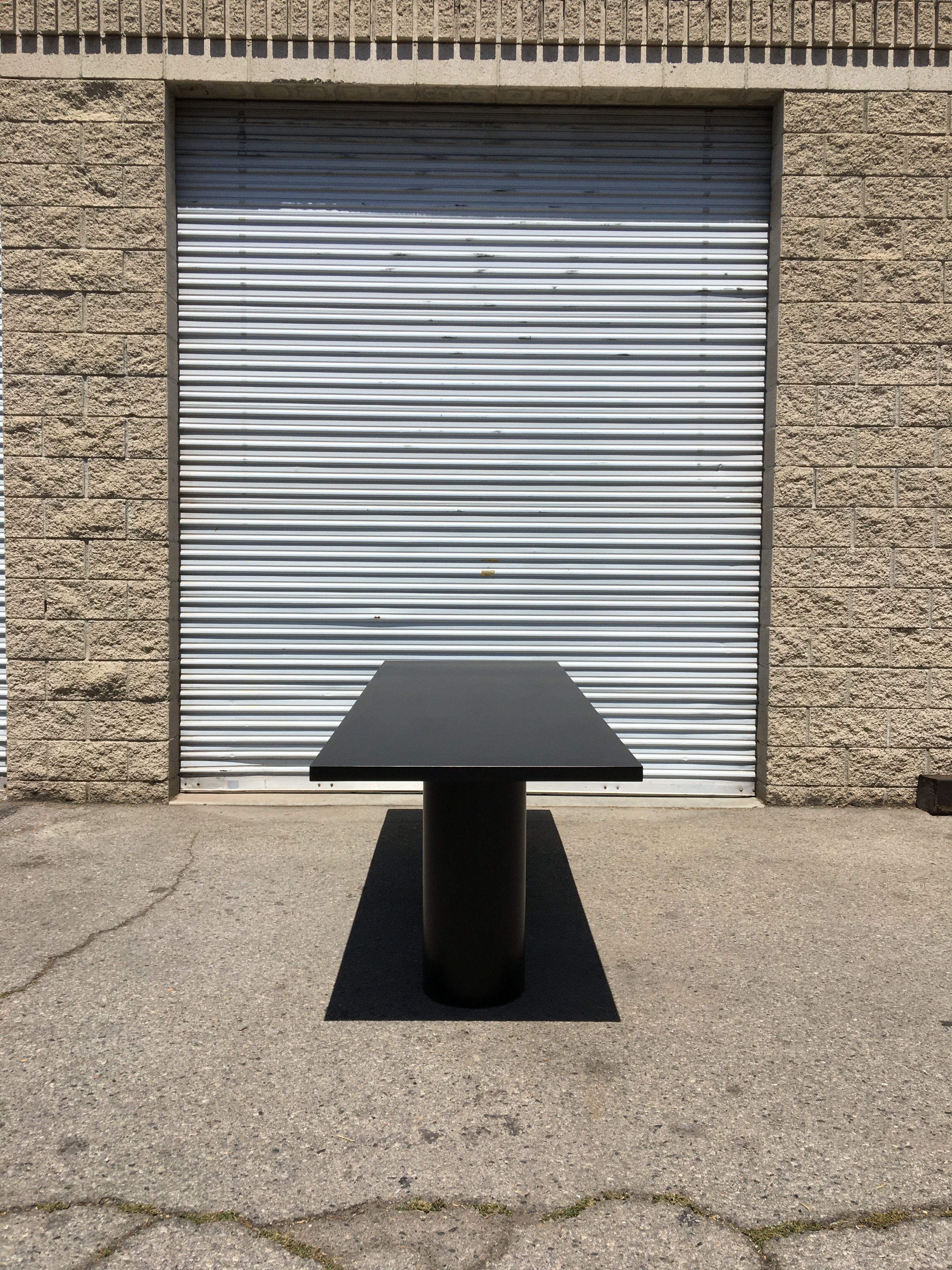 Matte Black Table product image 2