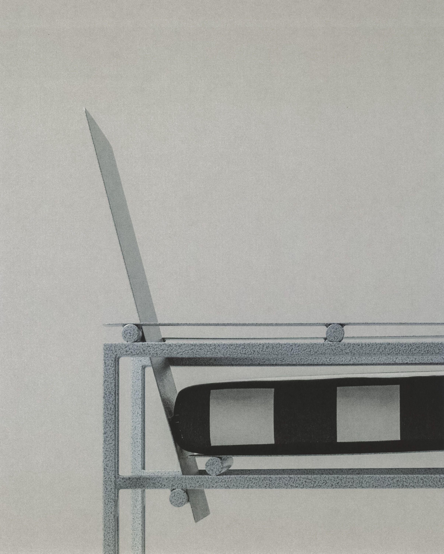 Suspension Metal Lounge product image 5