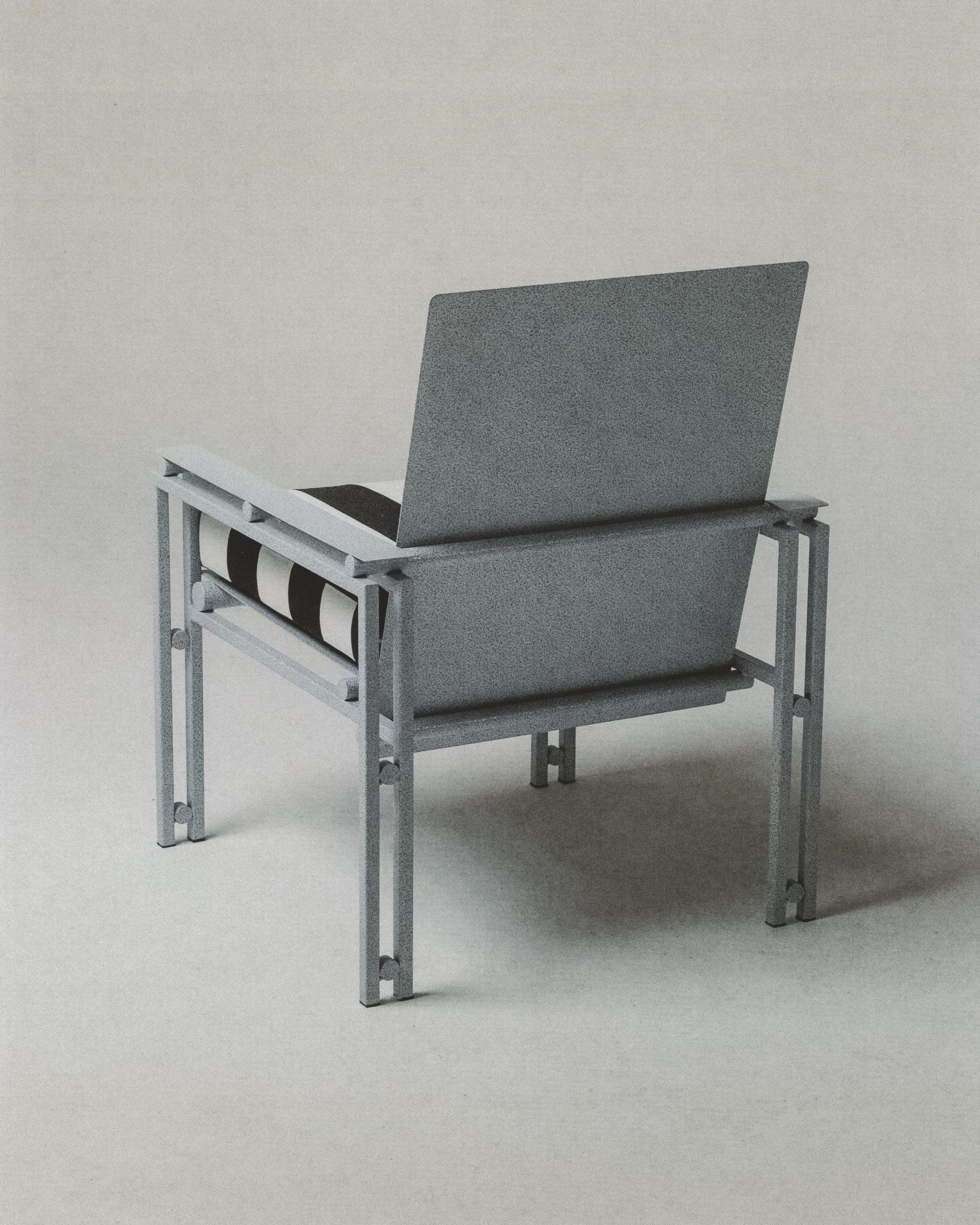 Suspension Metal Lounge product image 3