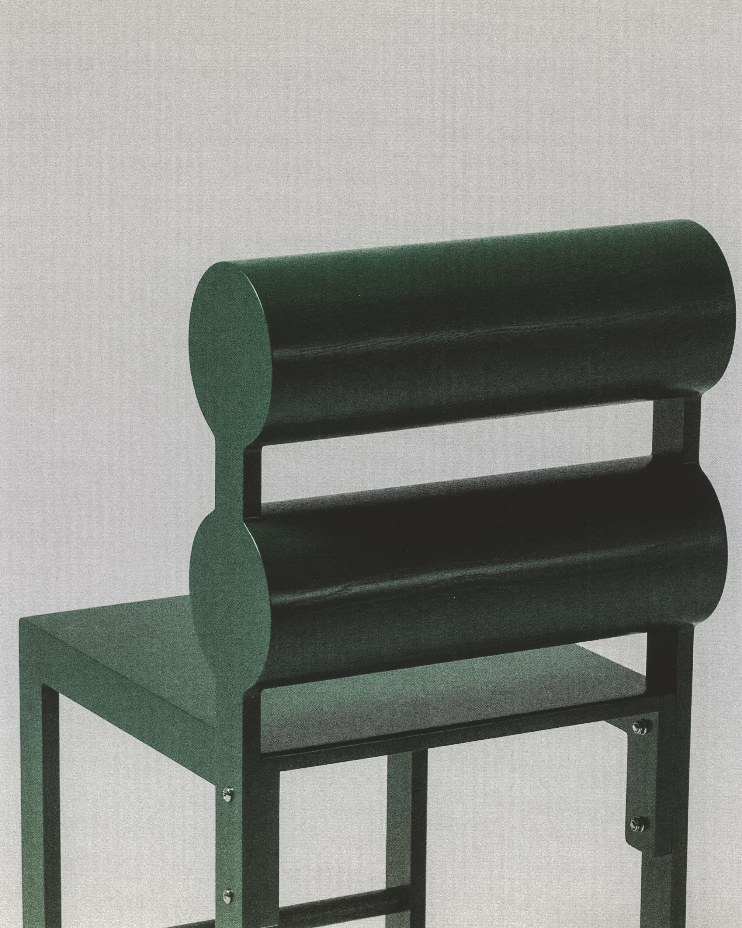 Green Double Cylinder Back product image 5