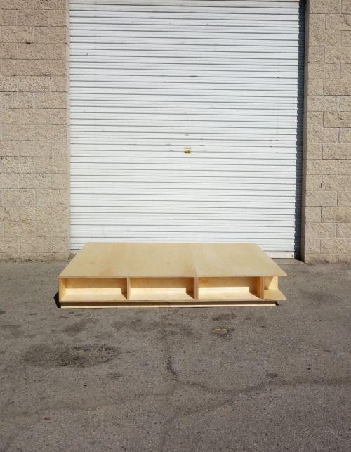 Platform Bed product image 0