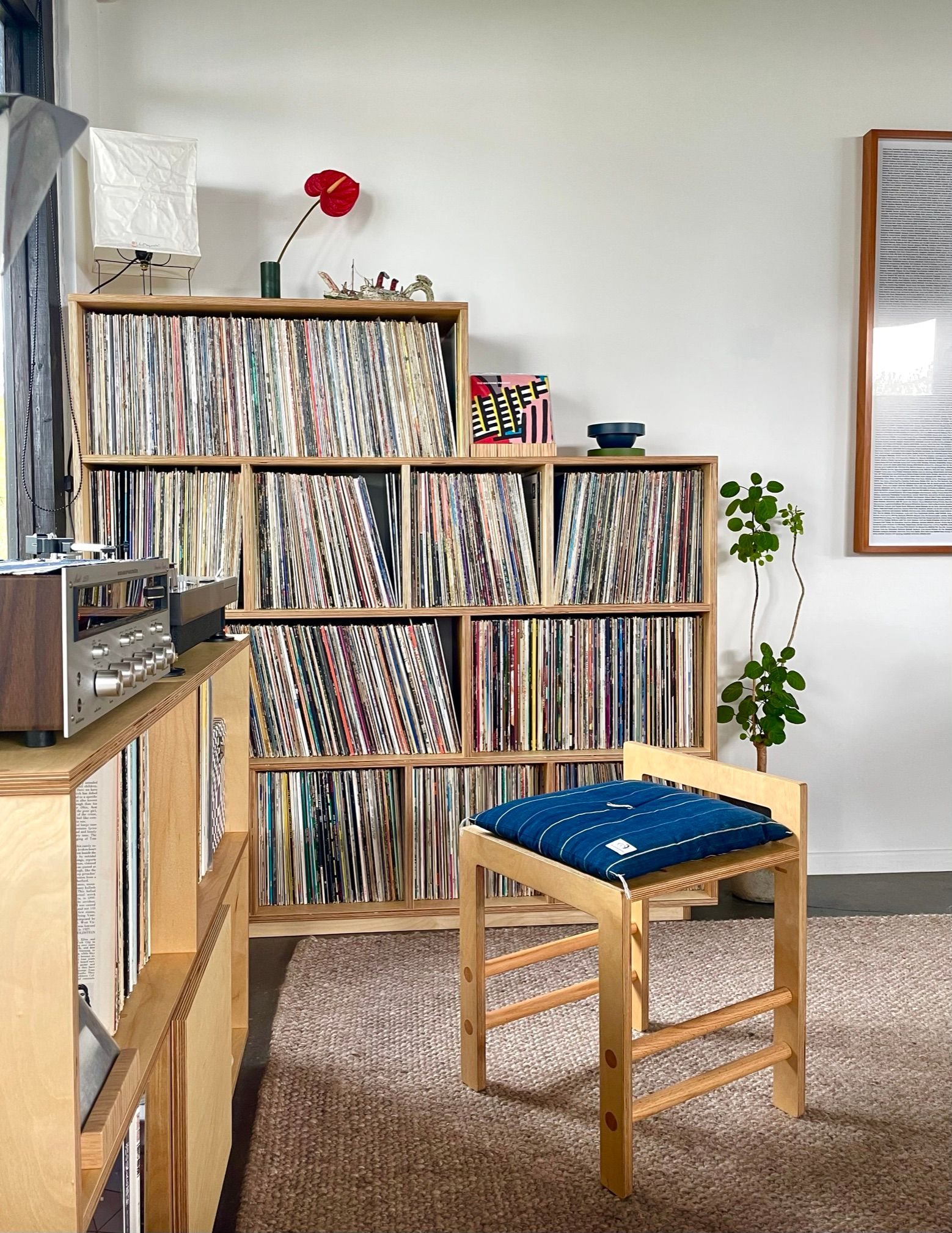Record Shelves product image 2