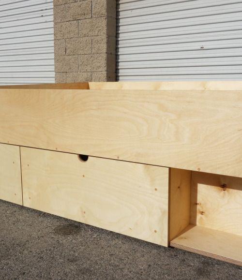 Box Bed I product image 2