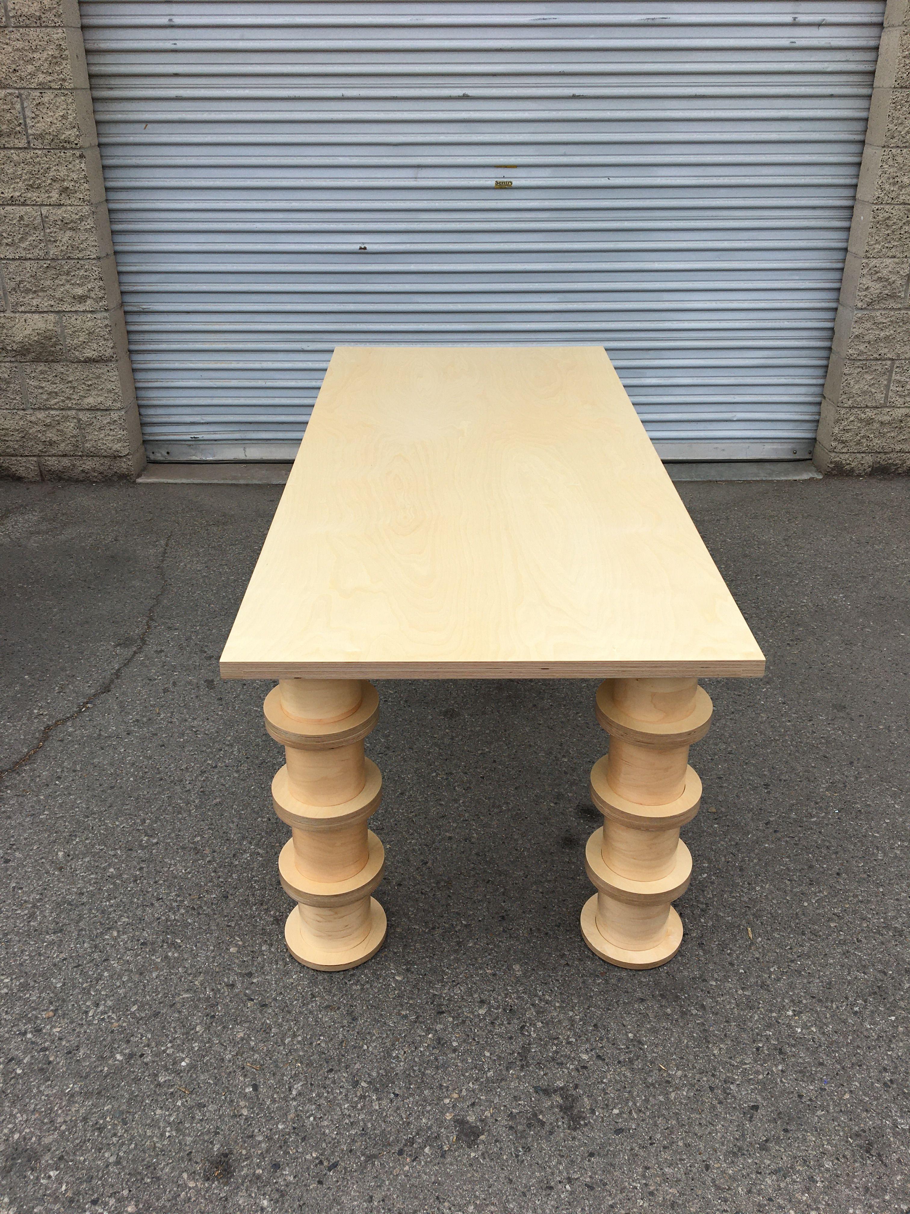 Column Leg Table product image 5