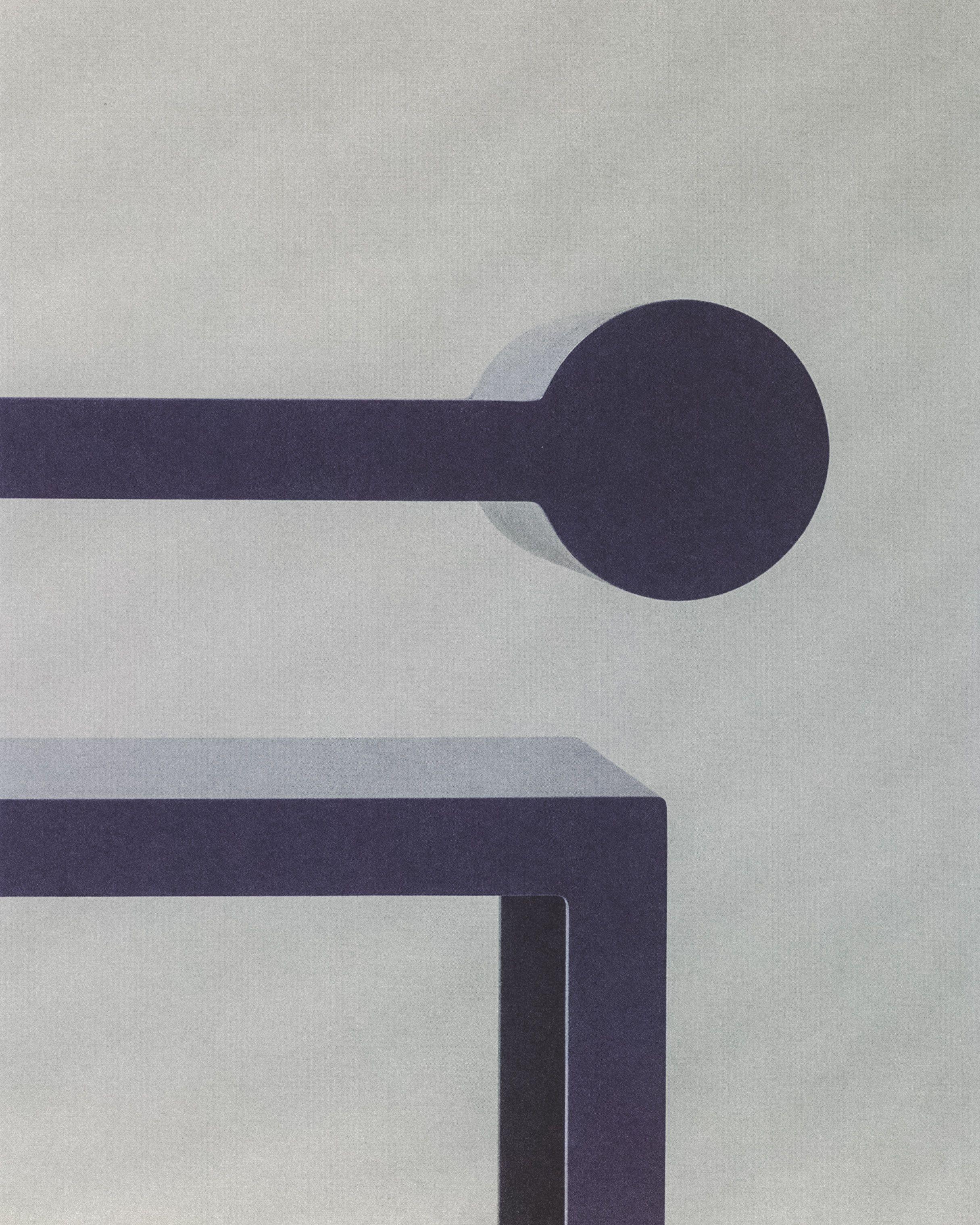 Purple Cylinder Back Arm product image 2