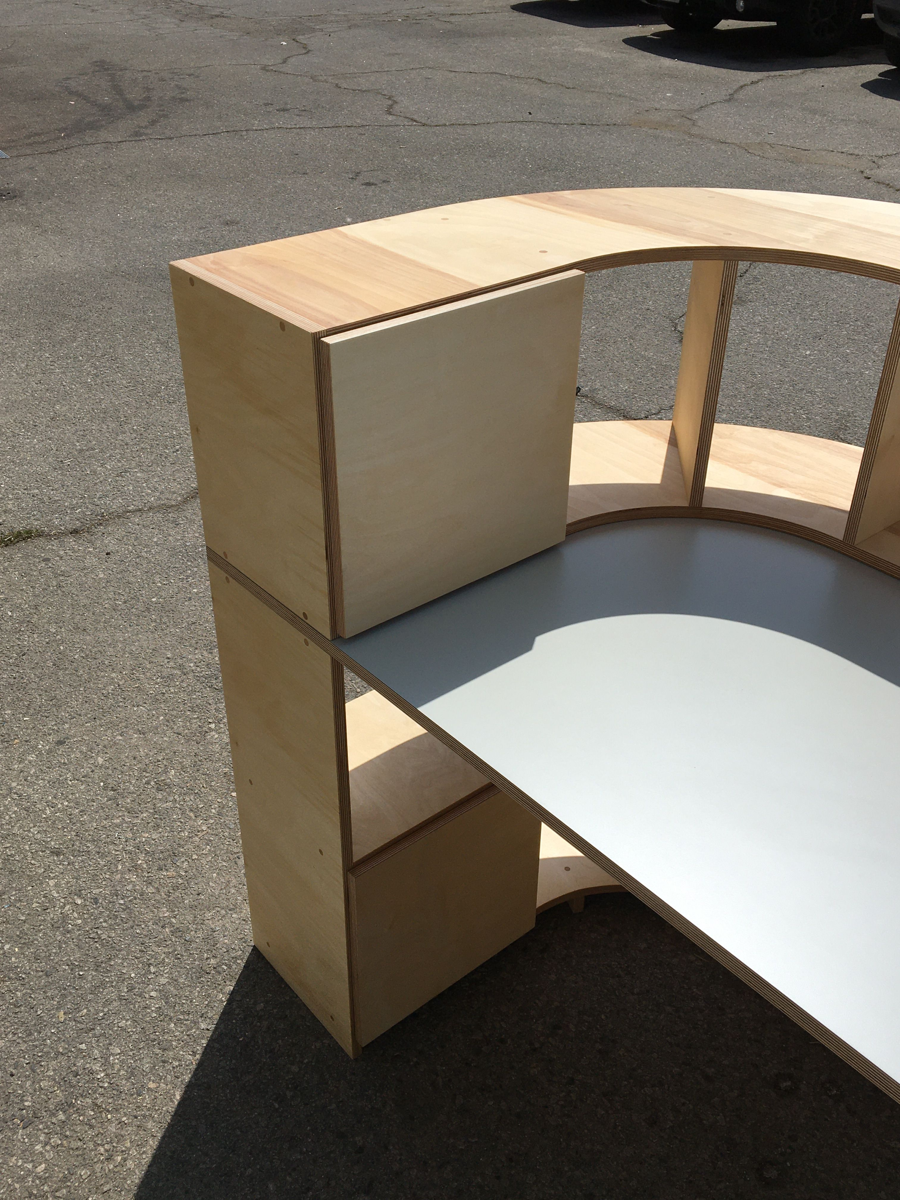 Executive Desk - Matthew Brown Gallery product image 3