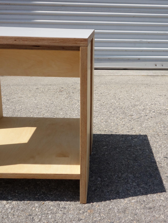 Square Shelf Stool product image 4