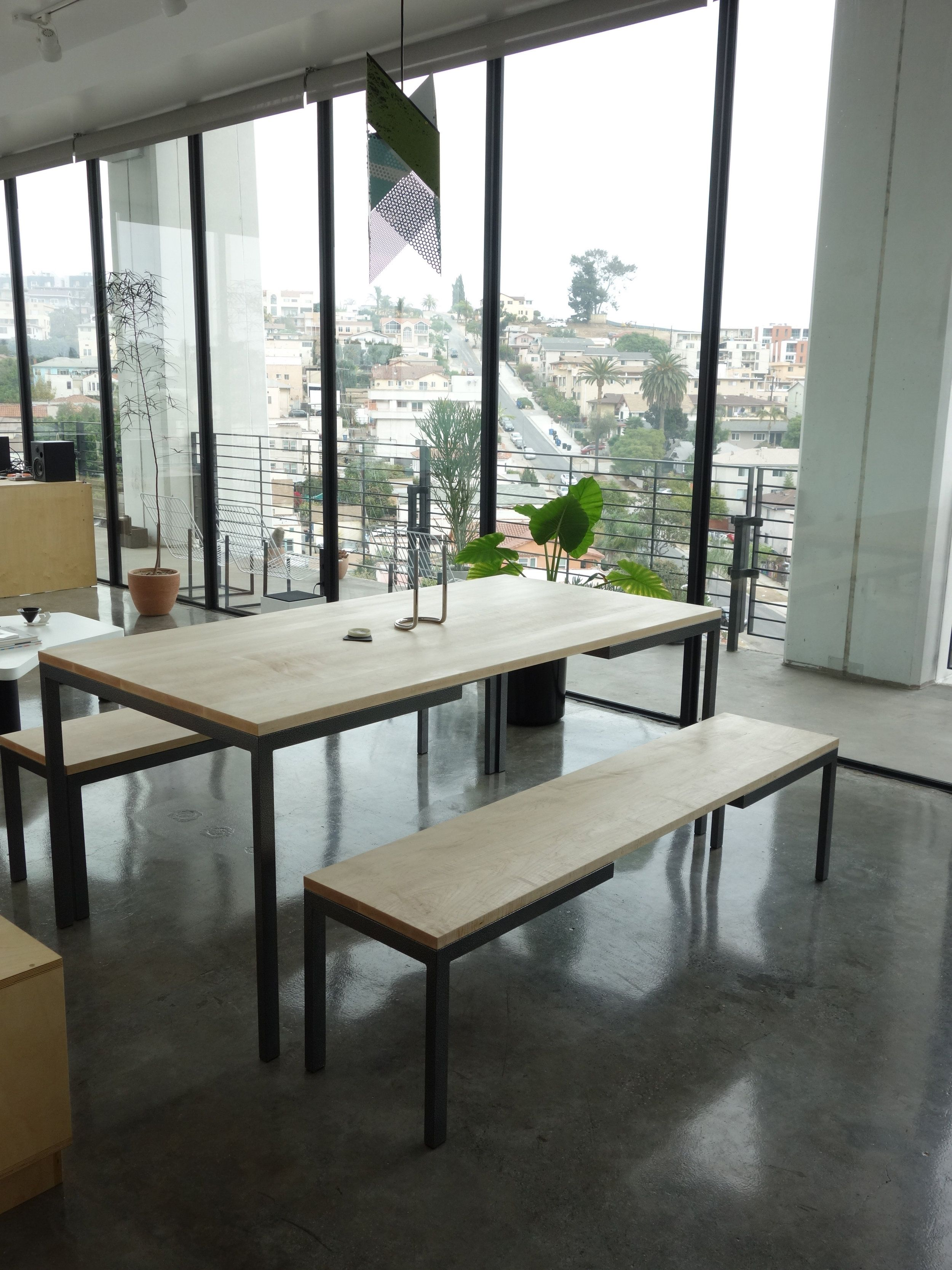 Metal and Maple Dining Set product image 11