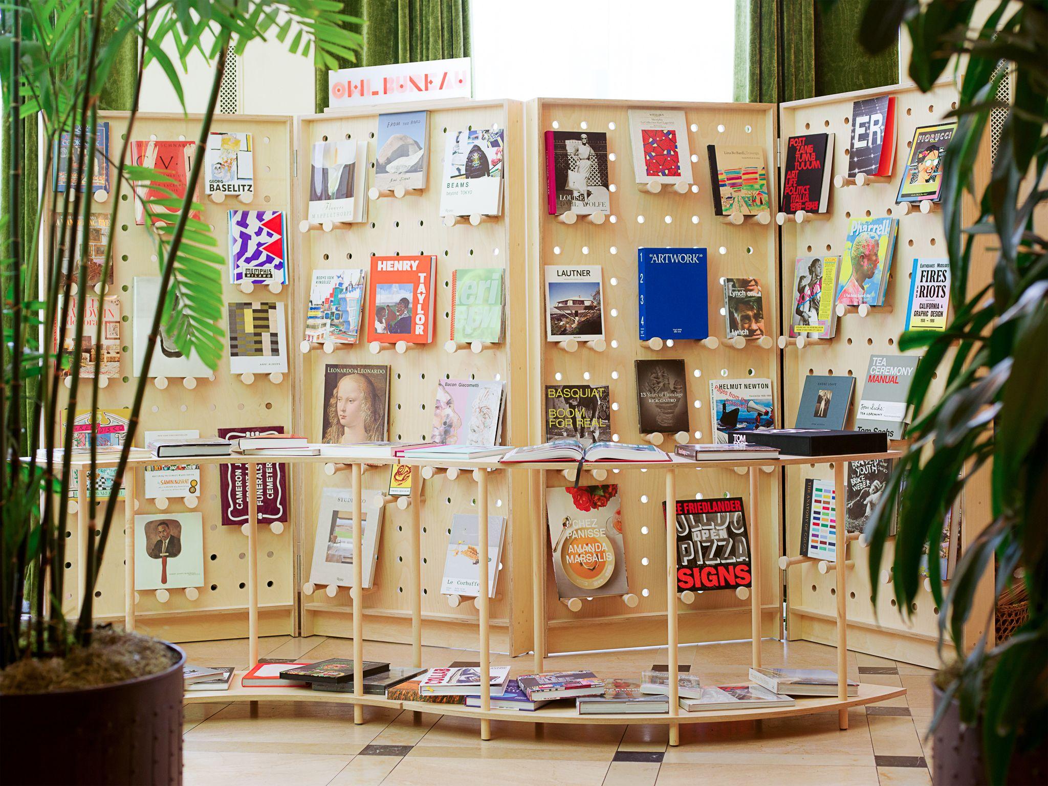Owl Bureau / NoMad Hotel Pop-Up product image 4
