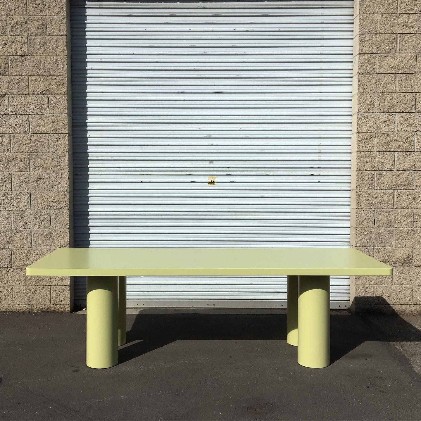 Four Cylinder Display Table product image 2