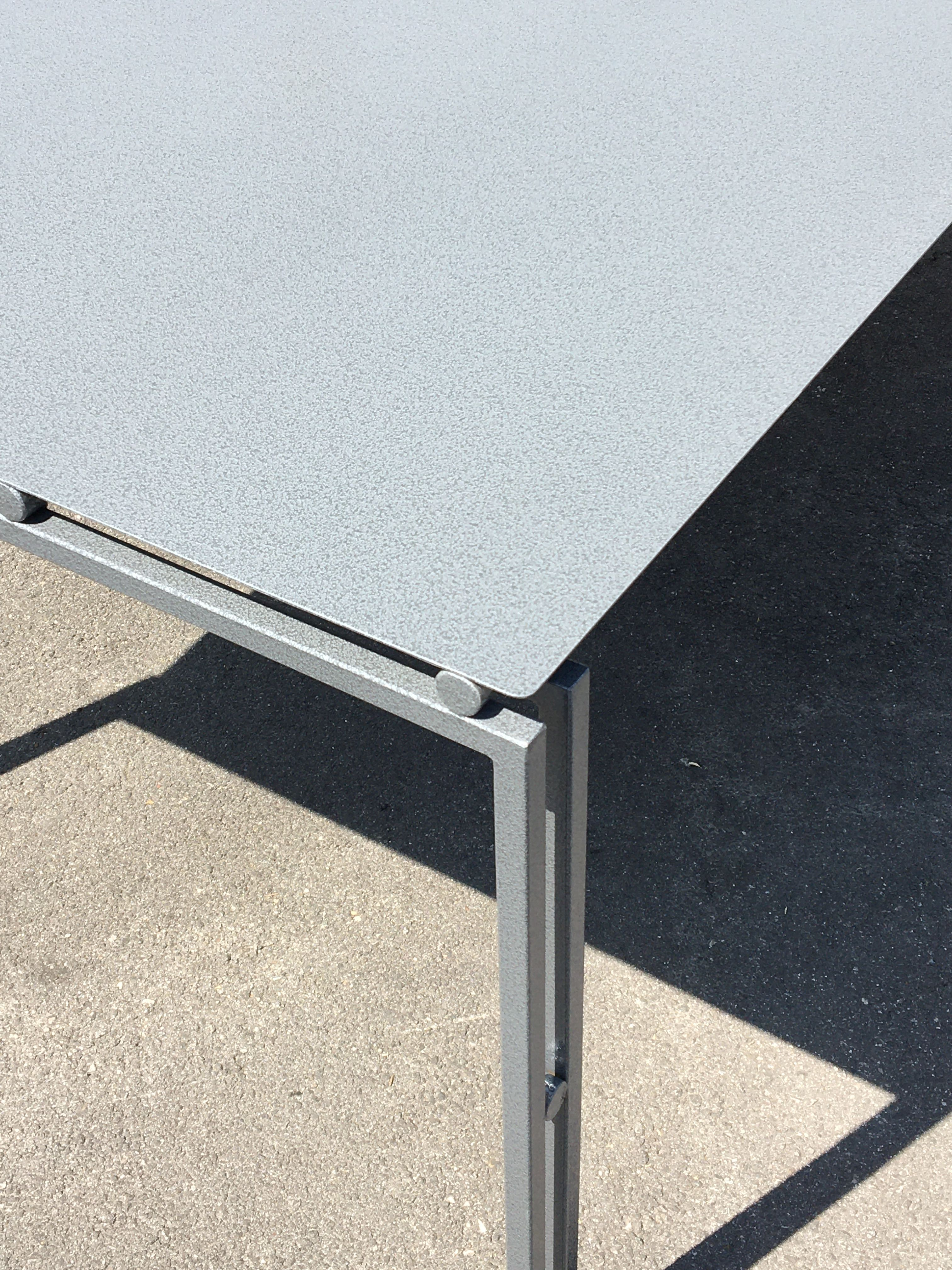 Suspension Metal Dining Table - Mid Size product image 8