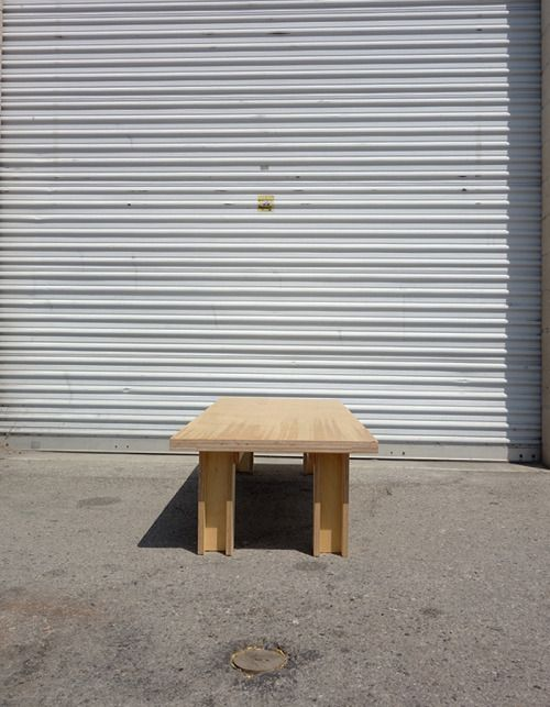 I-Beam Coffee Table product image 3