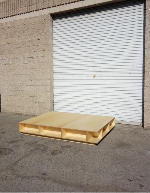 Platform Bed product image 2