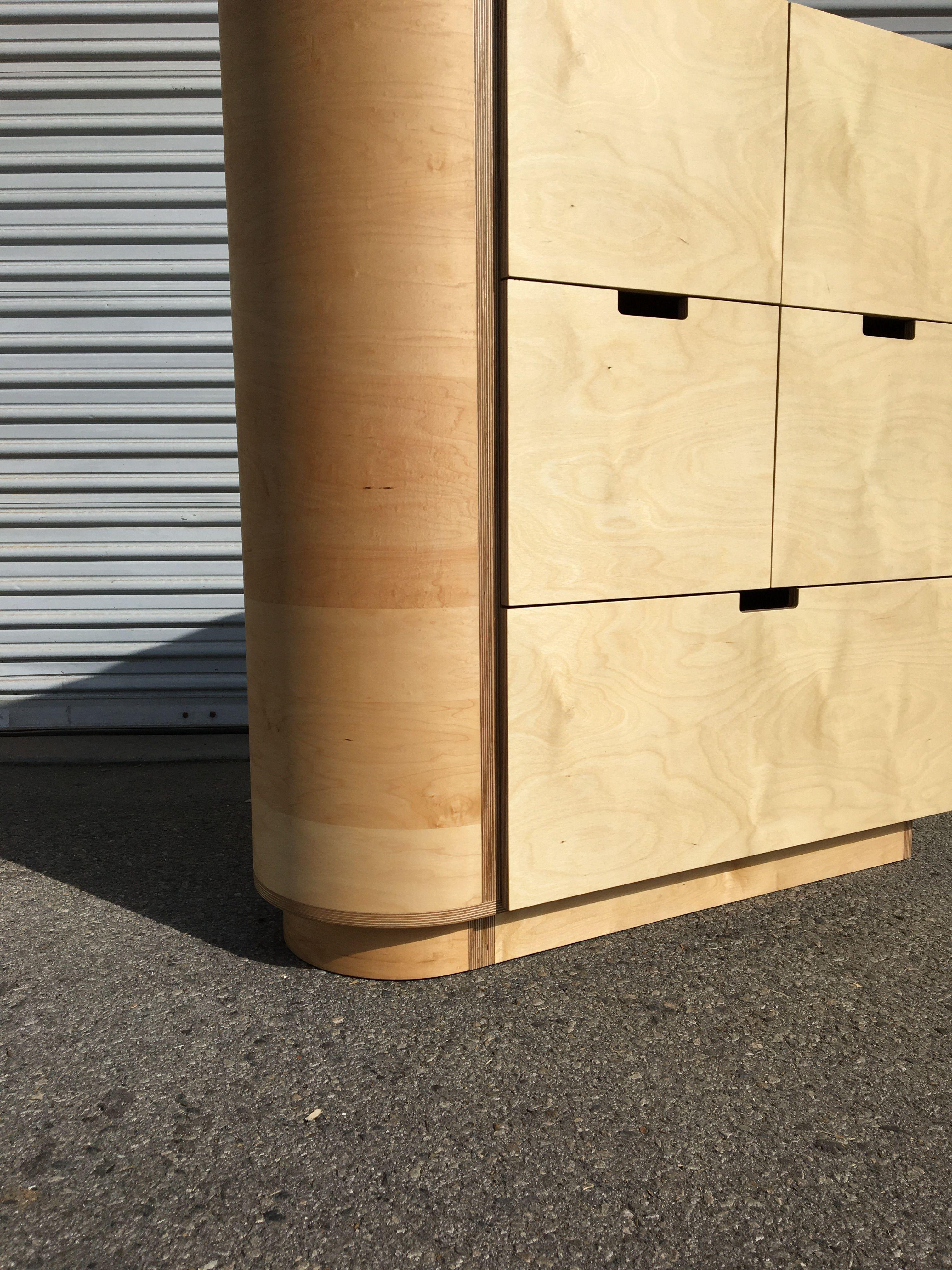Half Round Dresser - Narrow product image 6