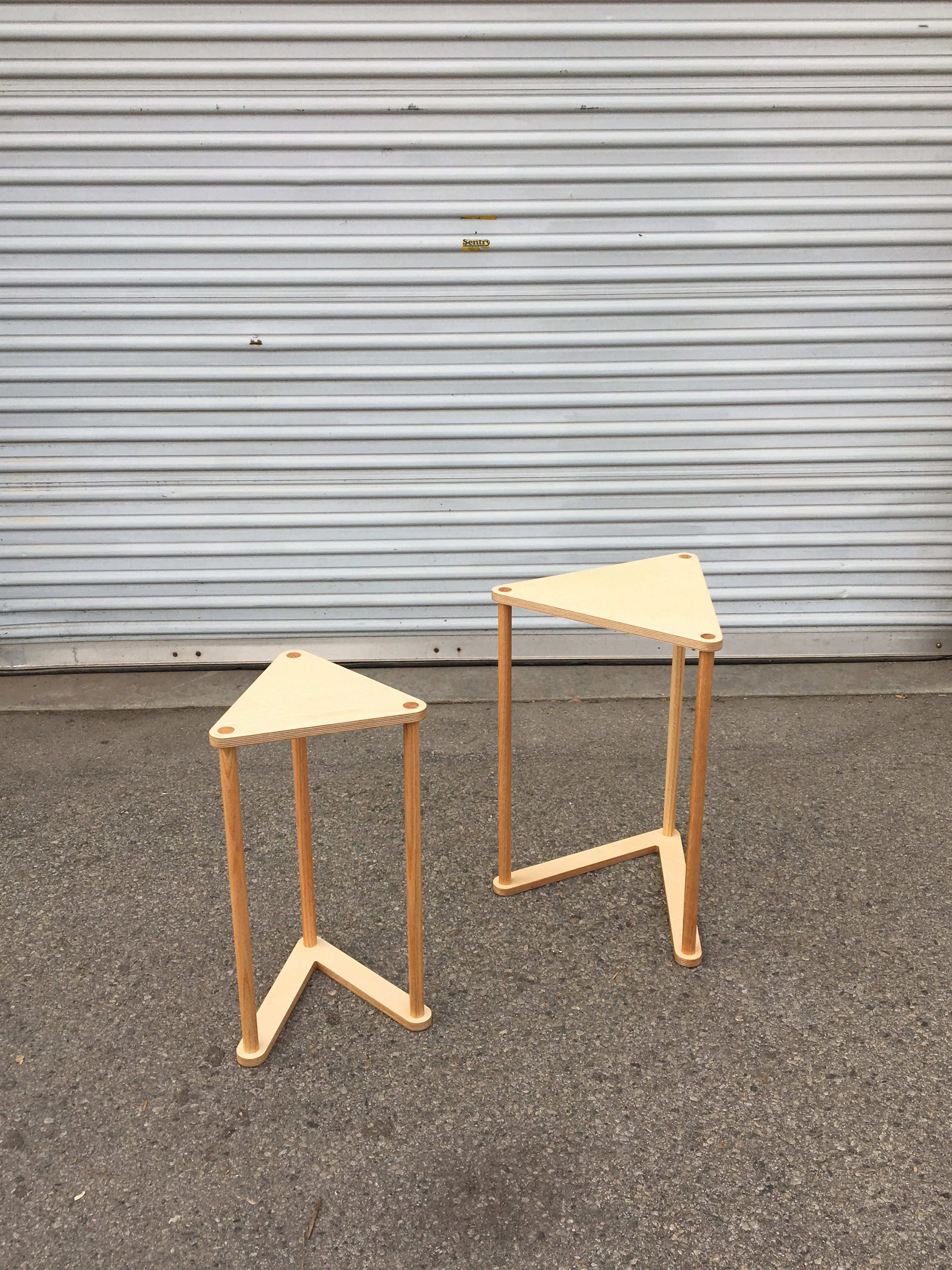 Triangle Nesting Tables product image 4