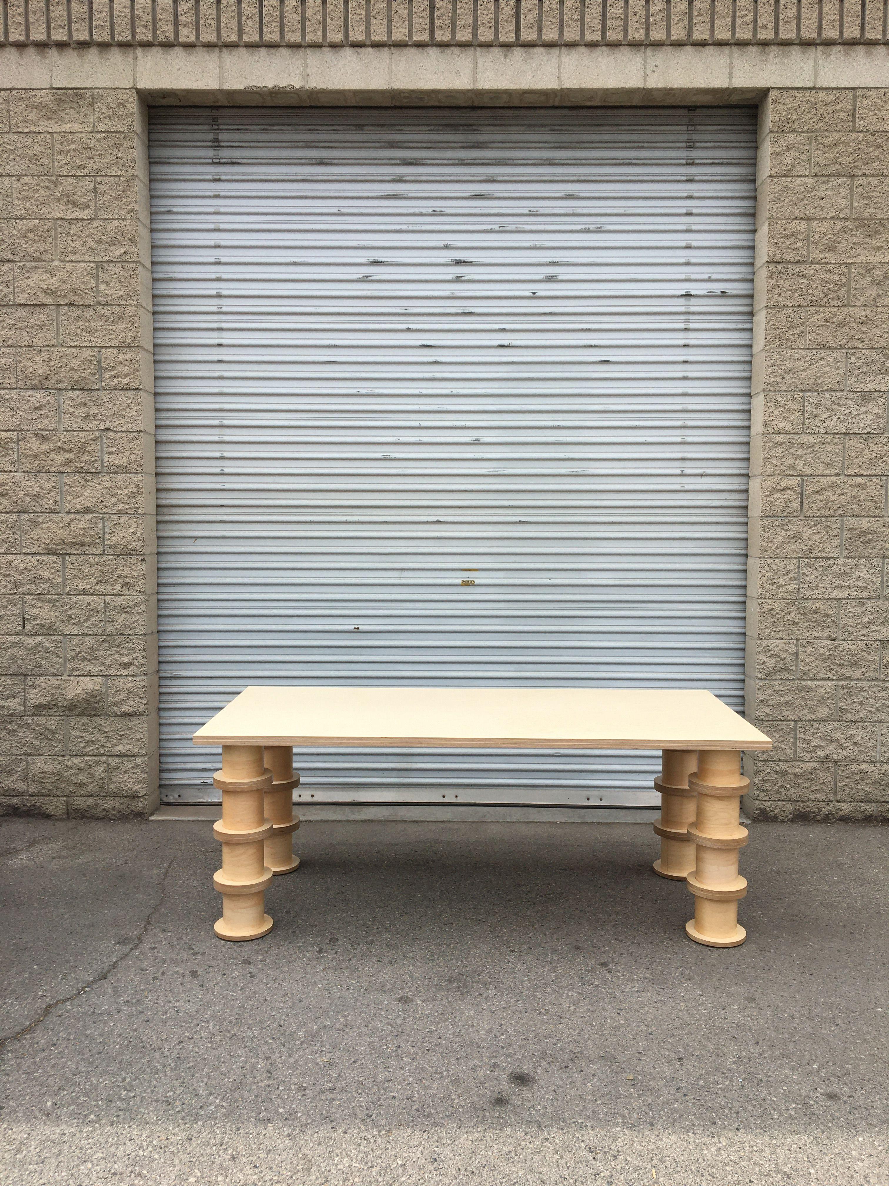 Column Leg Table product image 0