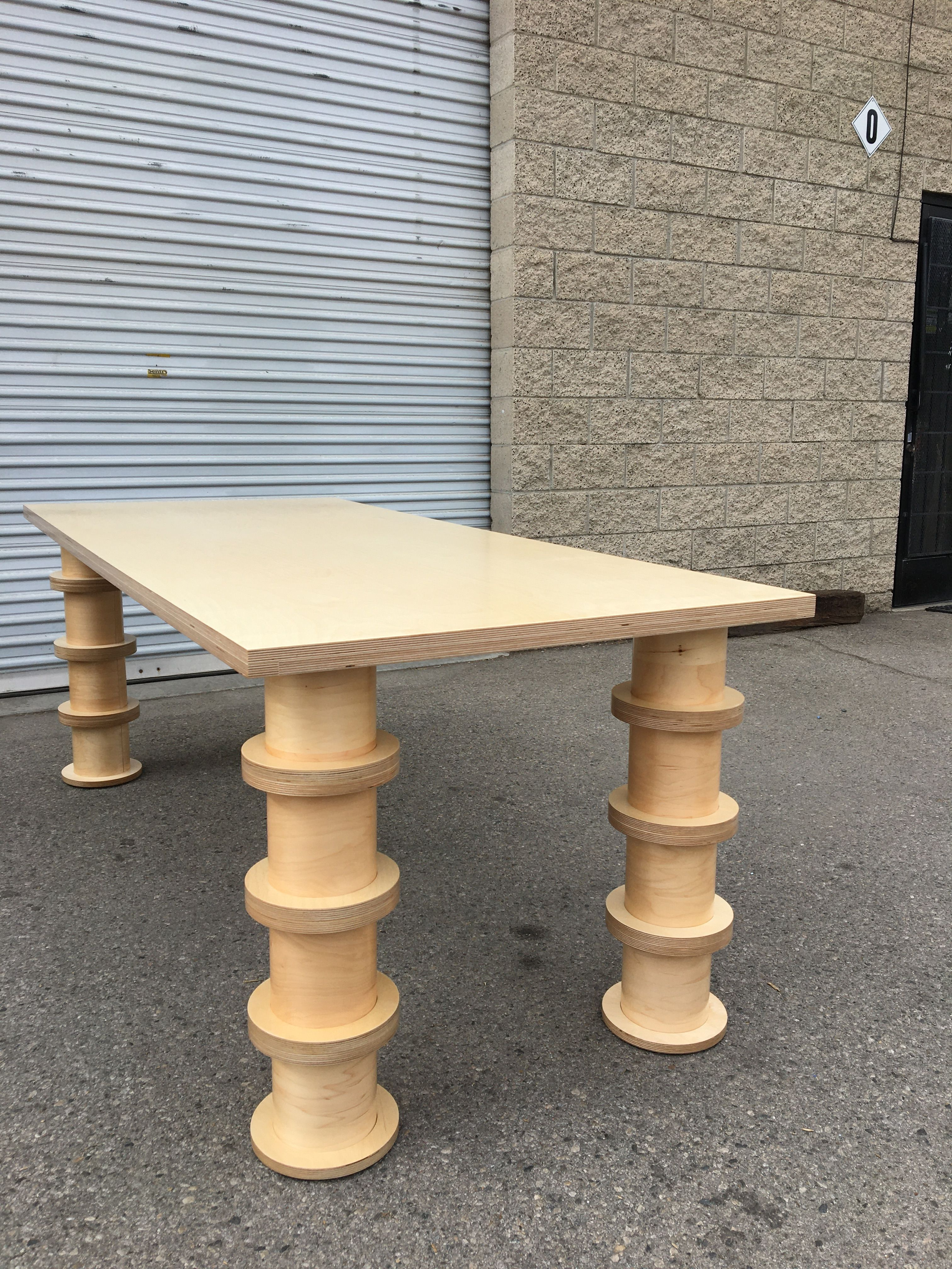 Column Leg Table product image 7
