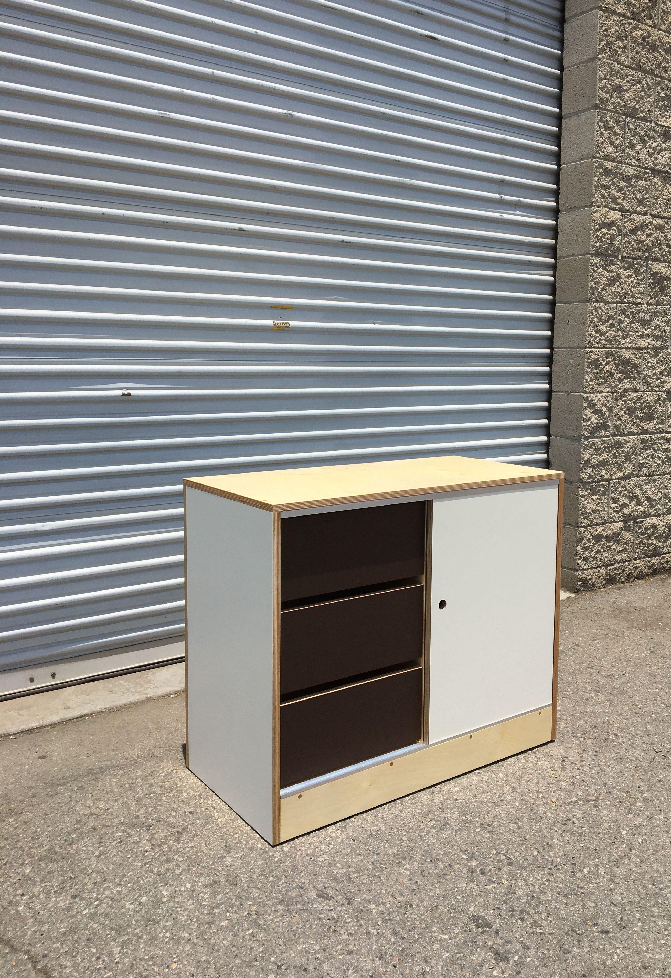 Sliding Door Storage Unit product image 1