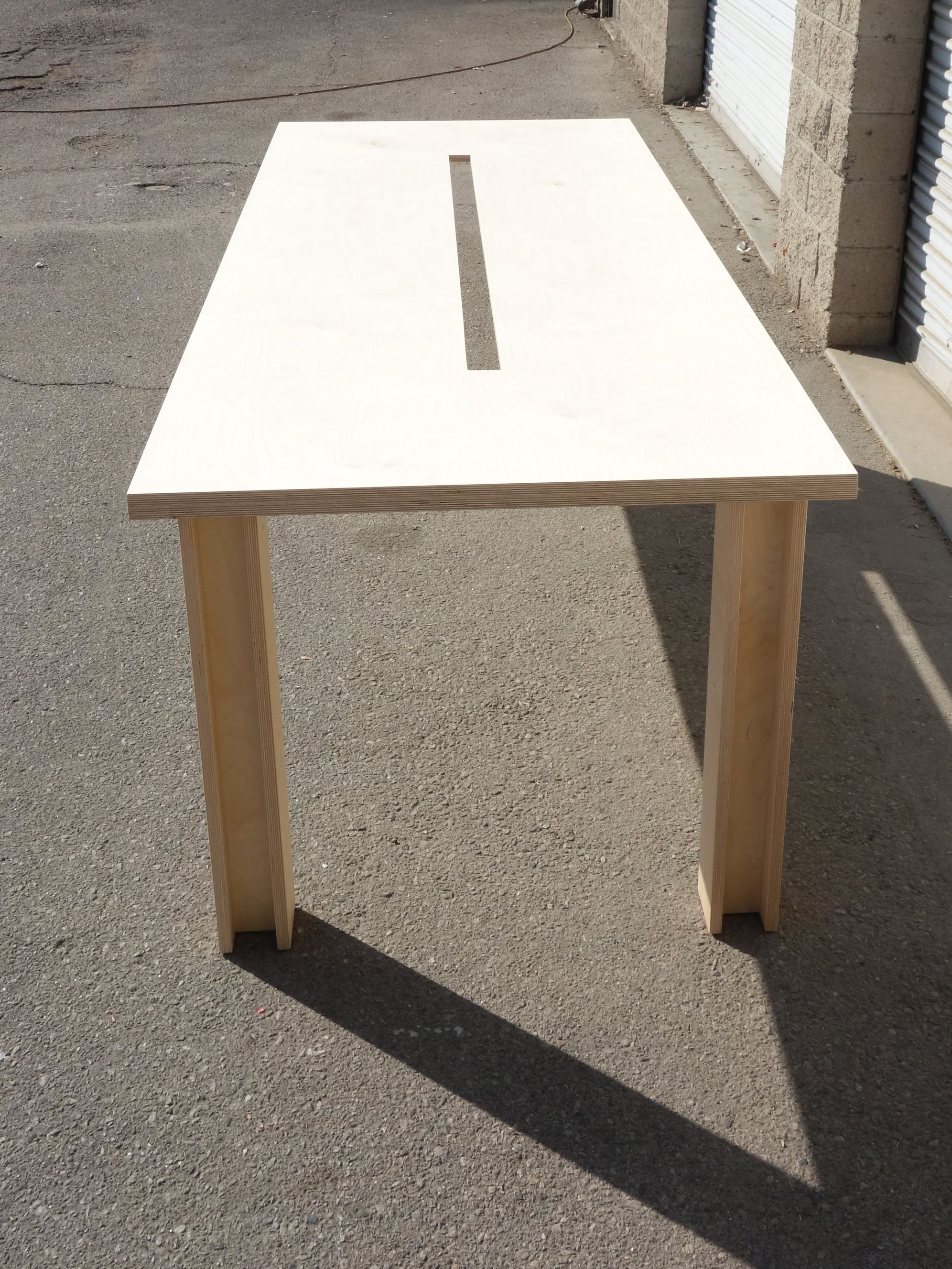 I-Beam Conference Table product image 1