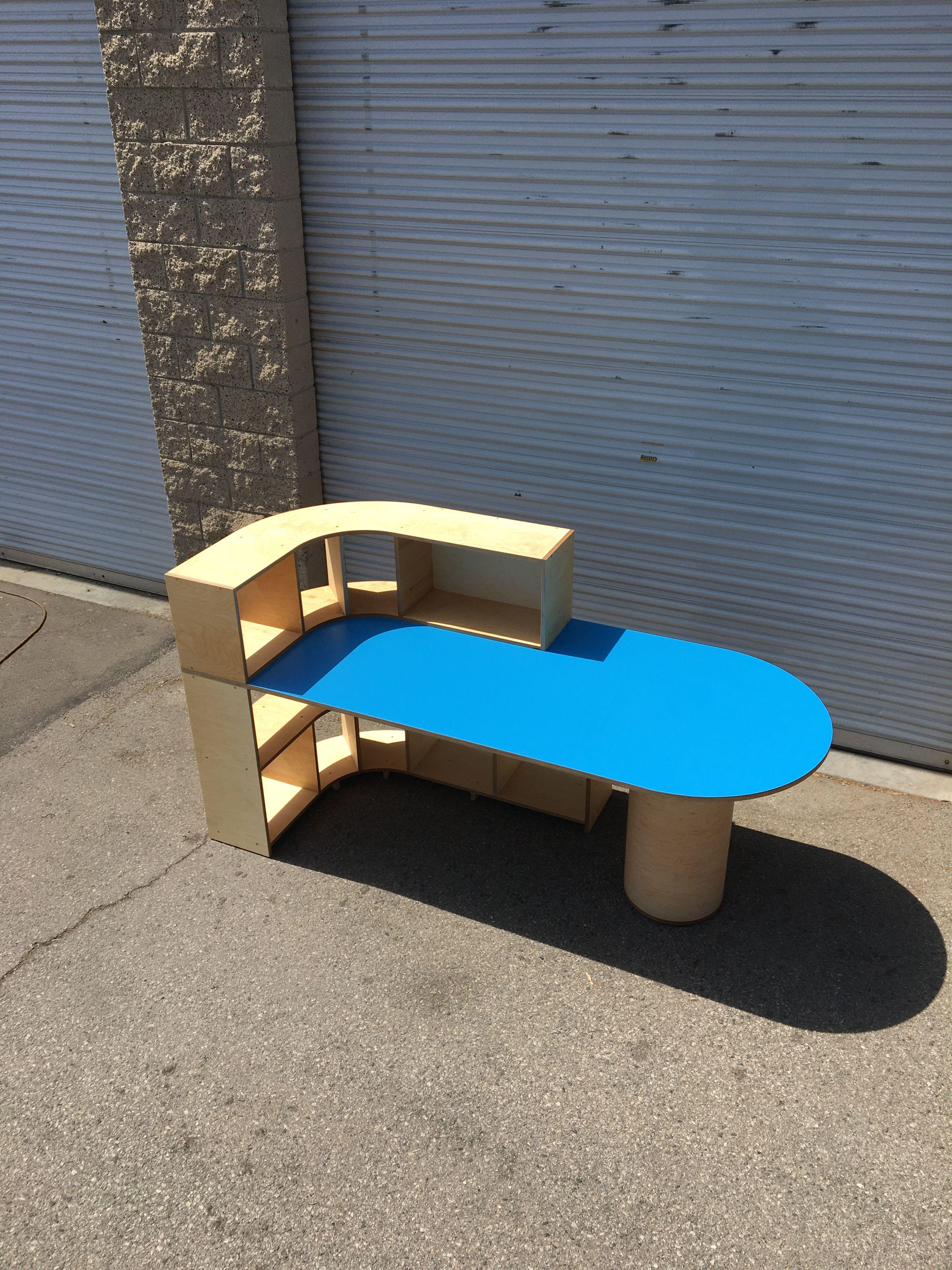 Executive Desk - Misu A Barbe  product image 5