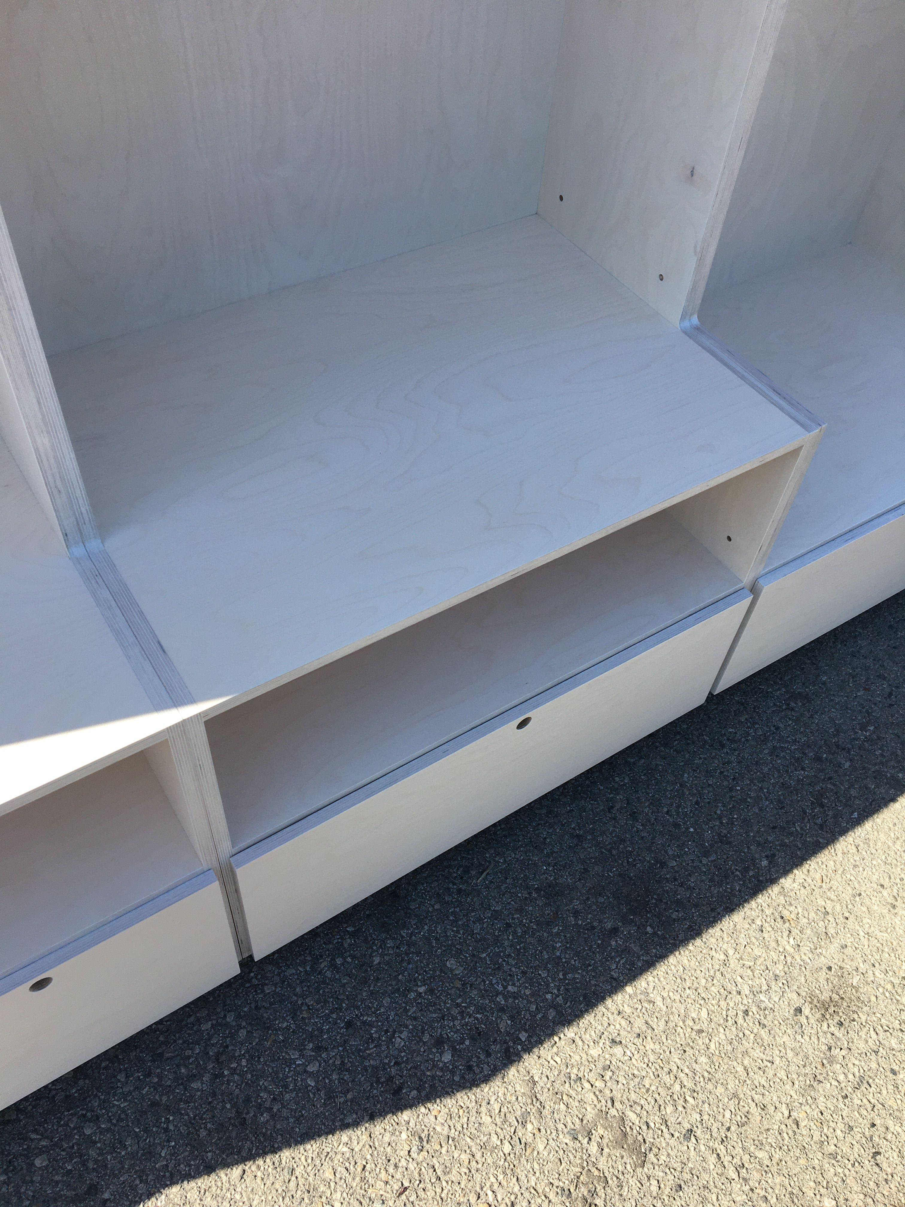 Three Section Closet product image 3