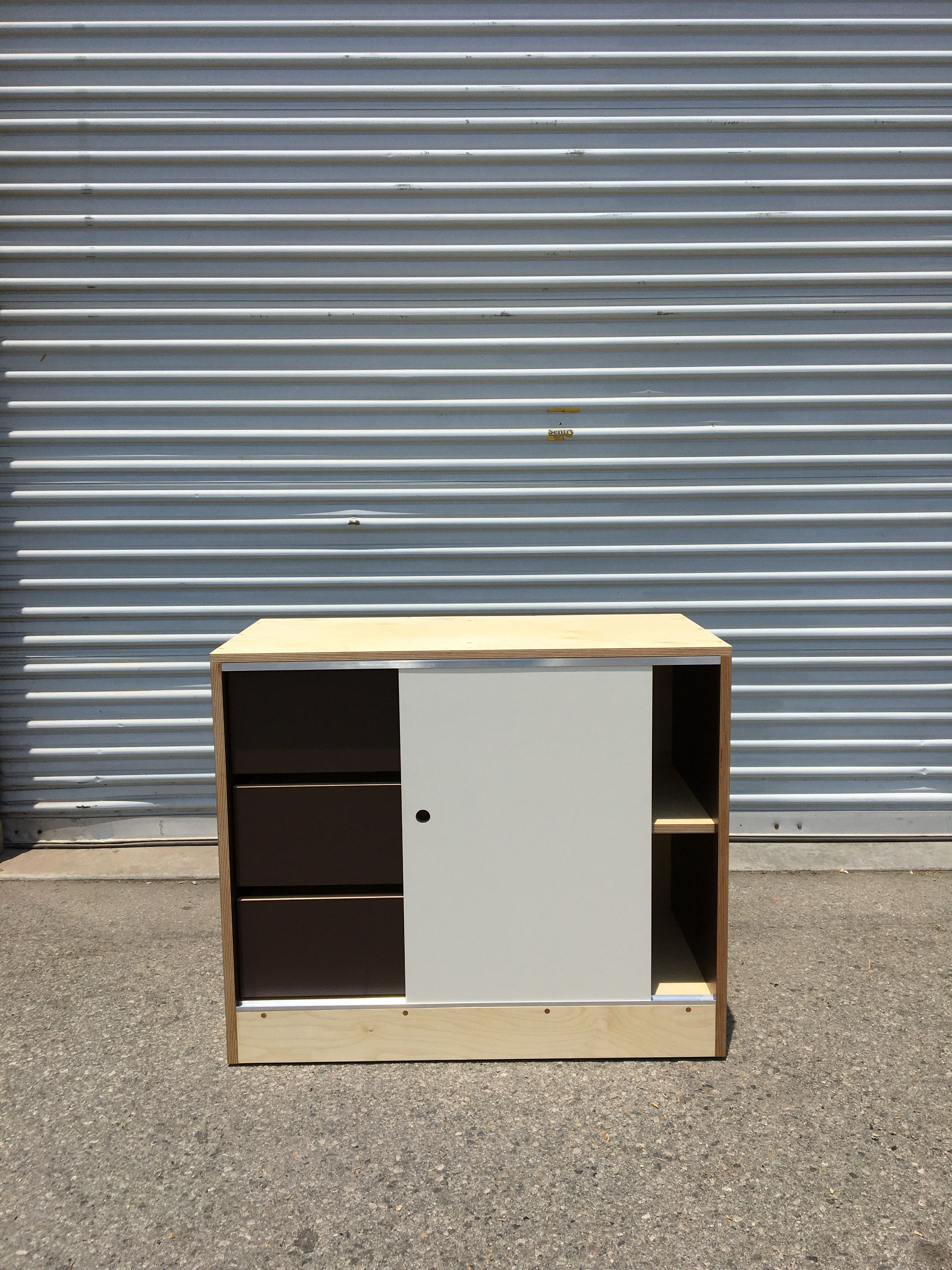 Sliding Door Storage Unit product image 4