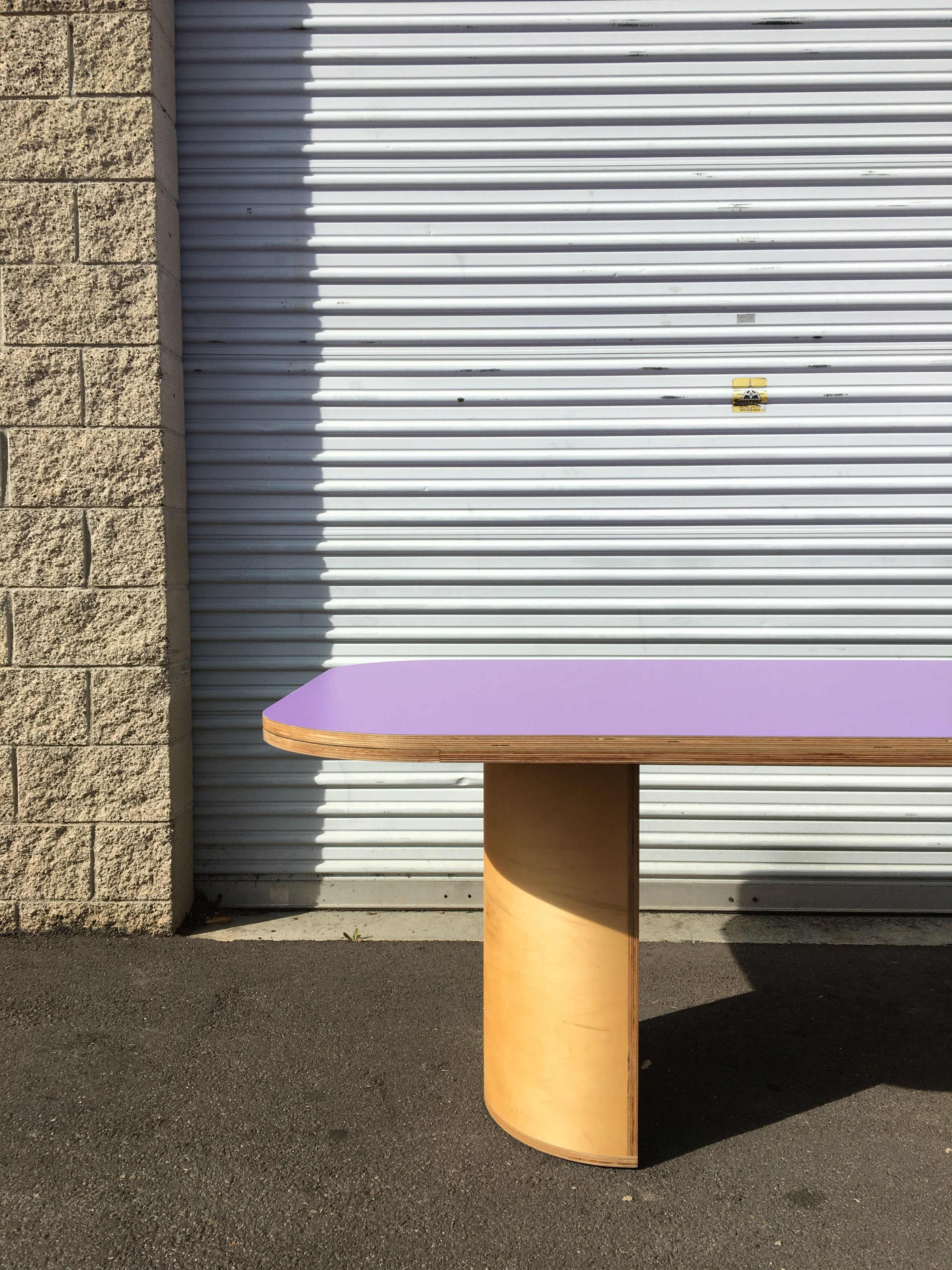 Half Round Dining Table product image 2