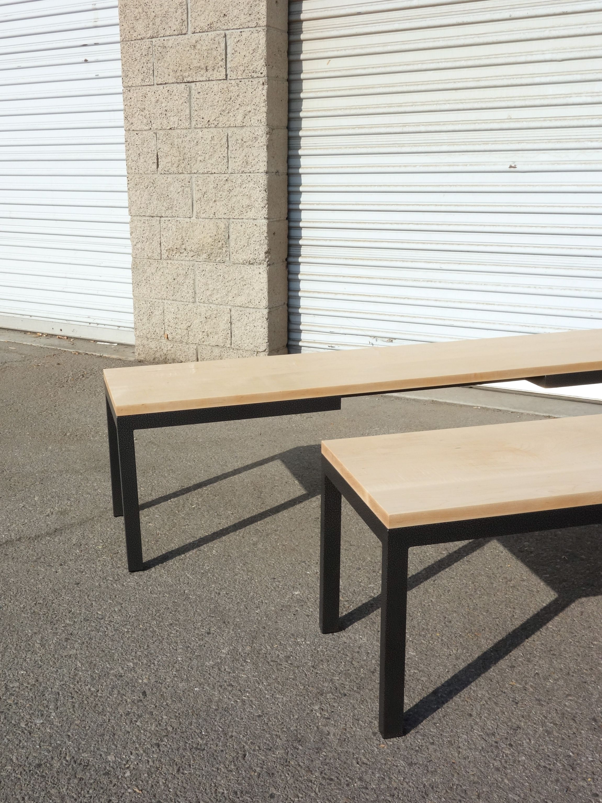 Metal and Maple Dining Set product image 10