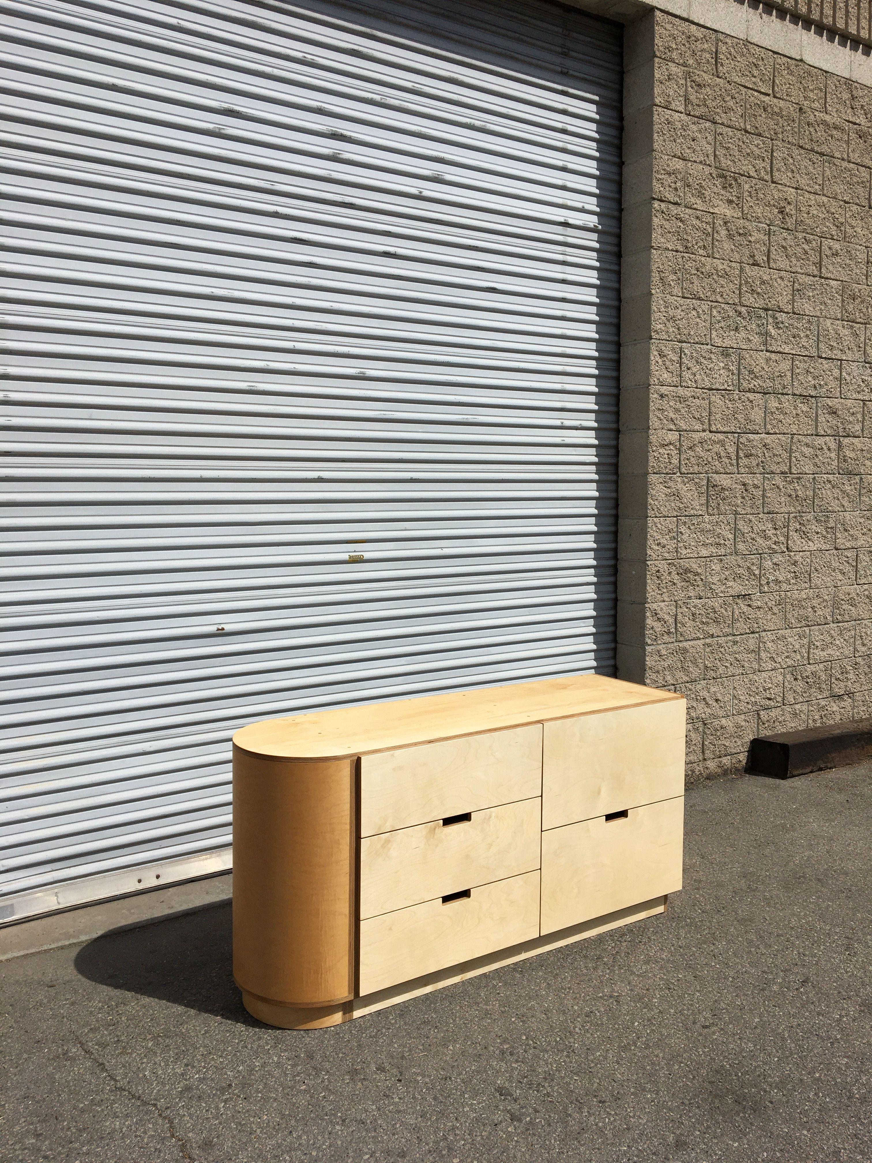 Half Round Dresser - Wide product image 1