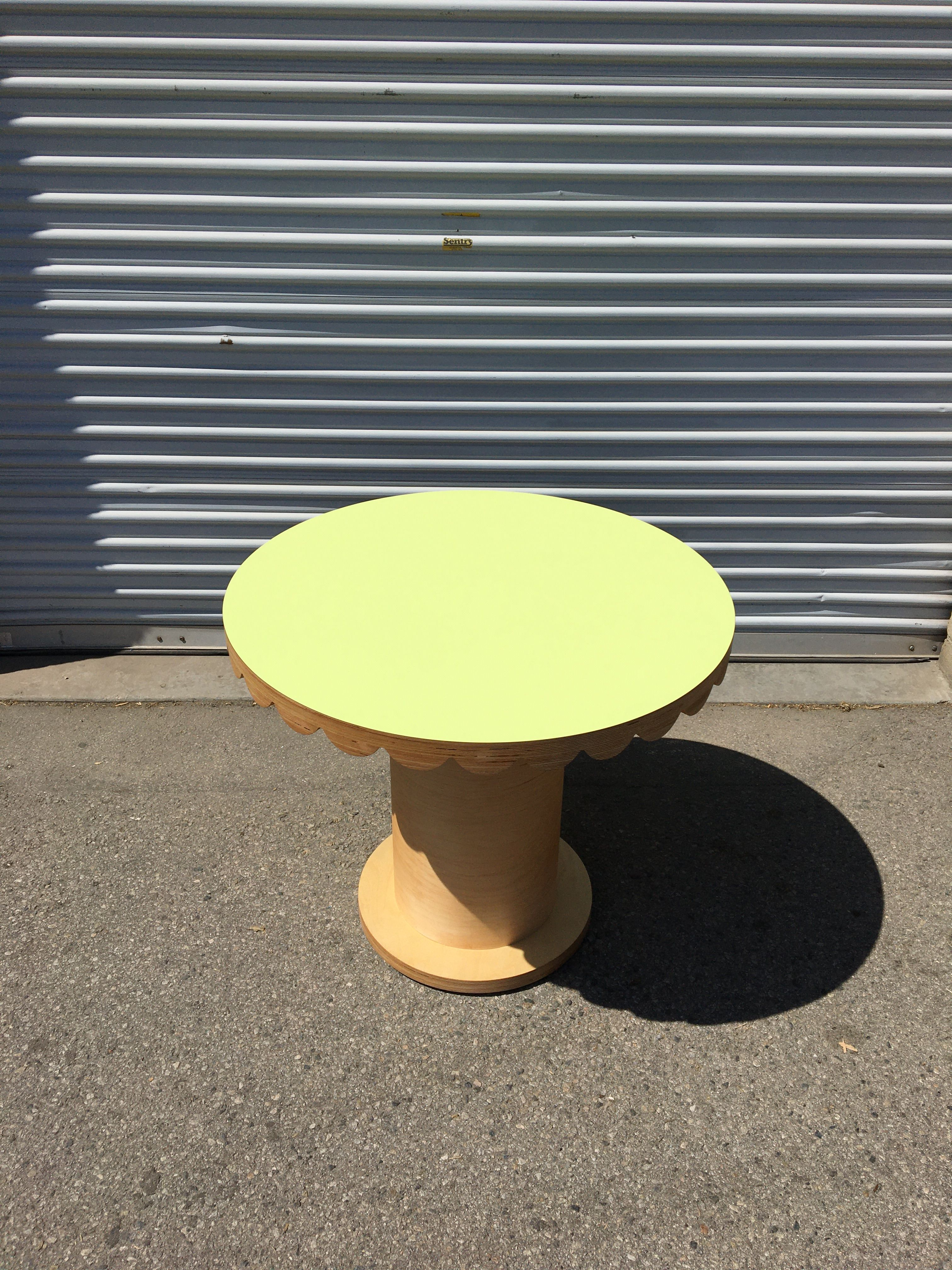 Scallop Skirt Table II product image 4