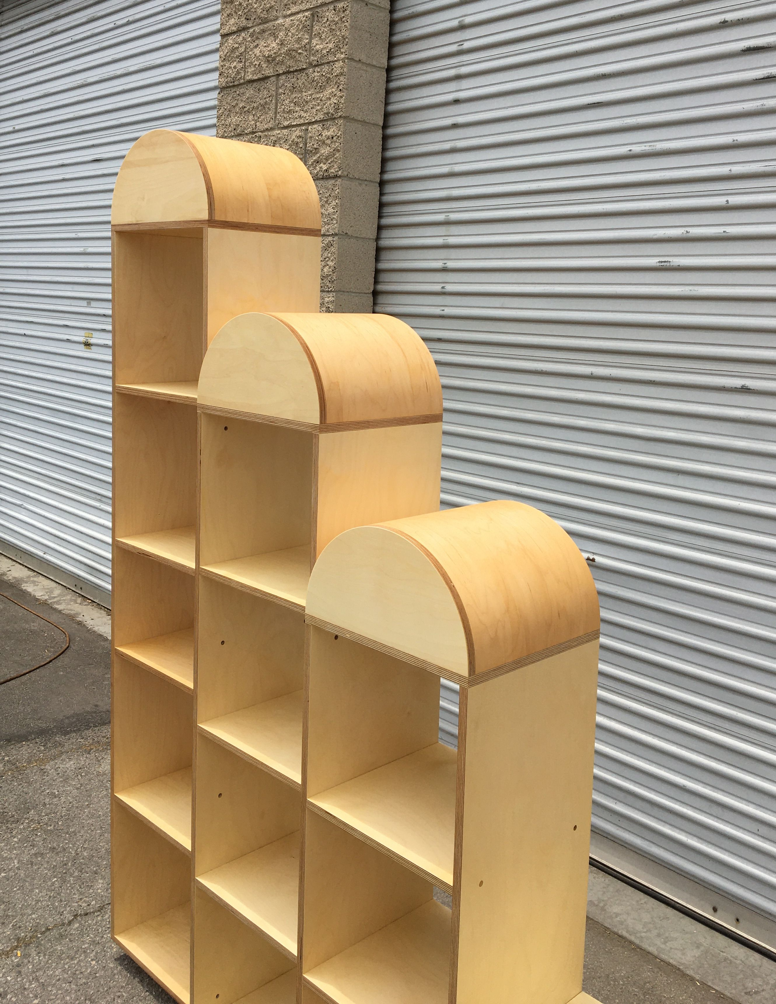 Tiered Tower Bookshelf product image 4