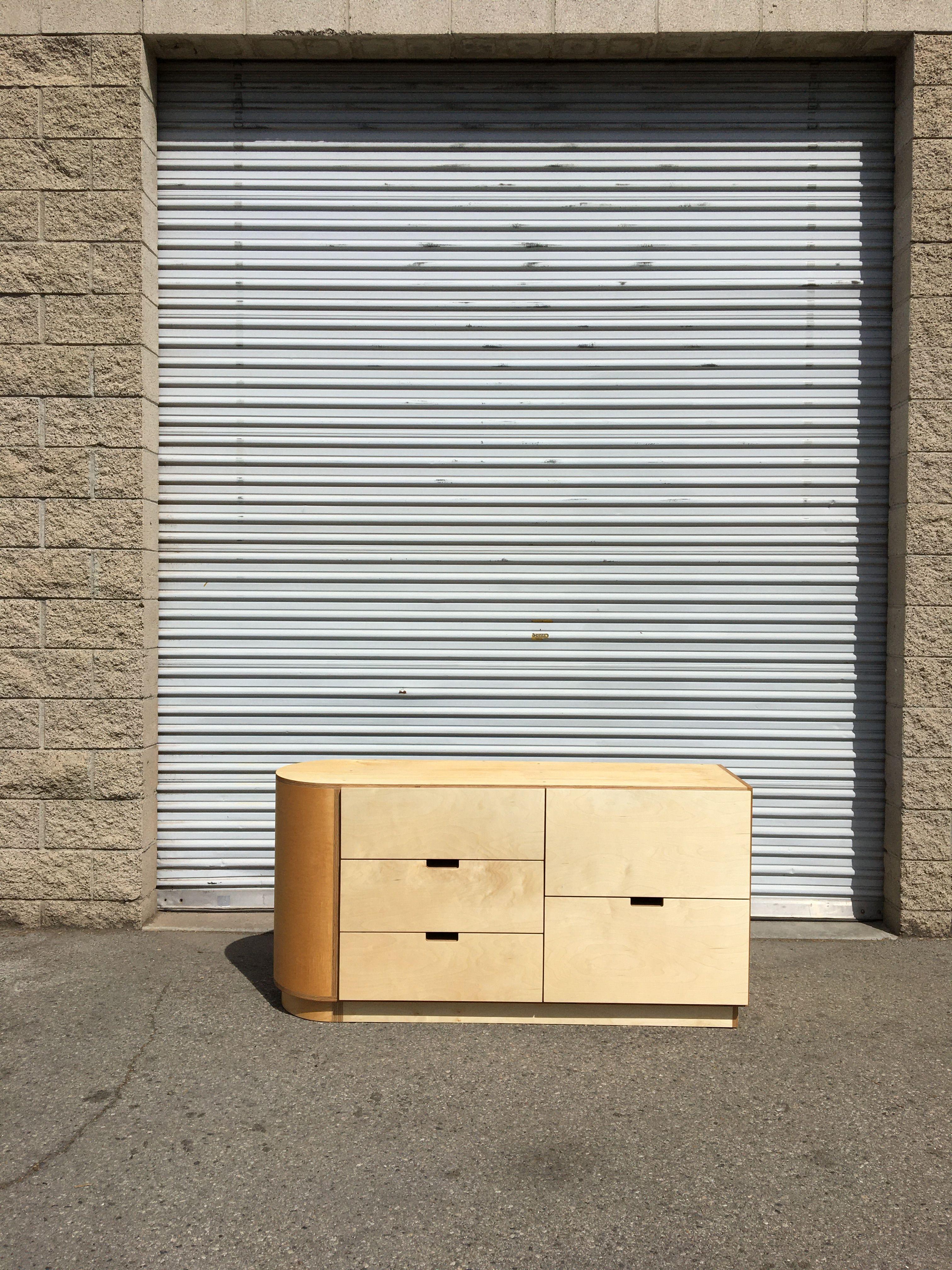 Half Round Dresser - Wide product image 0