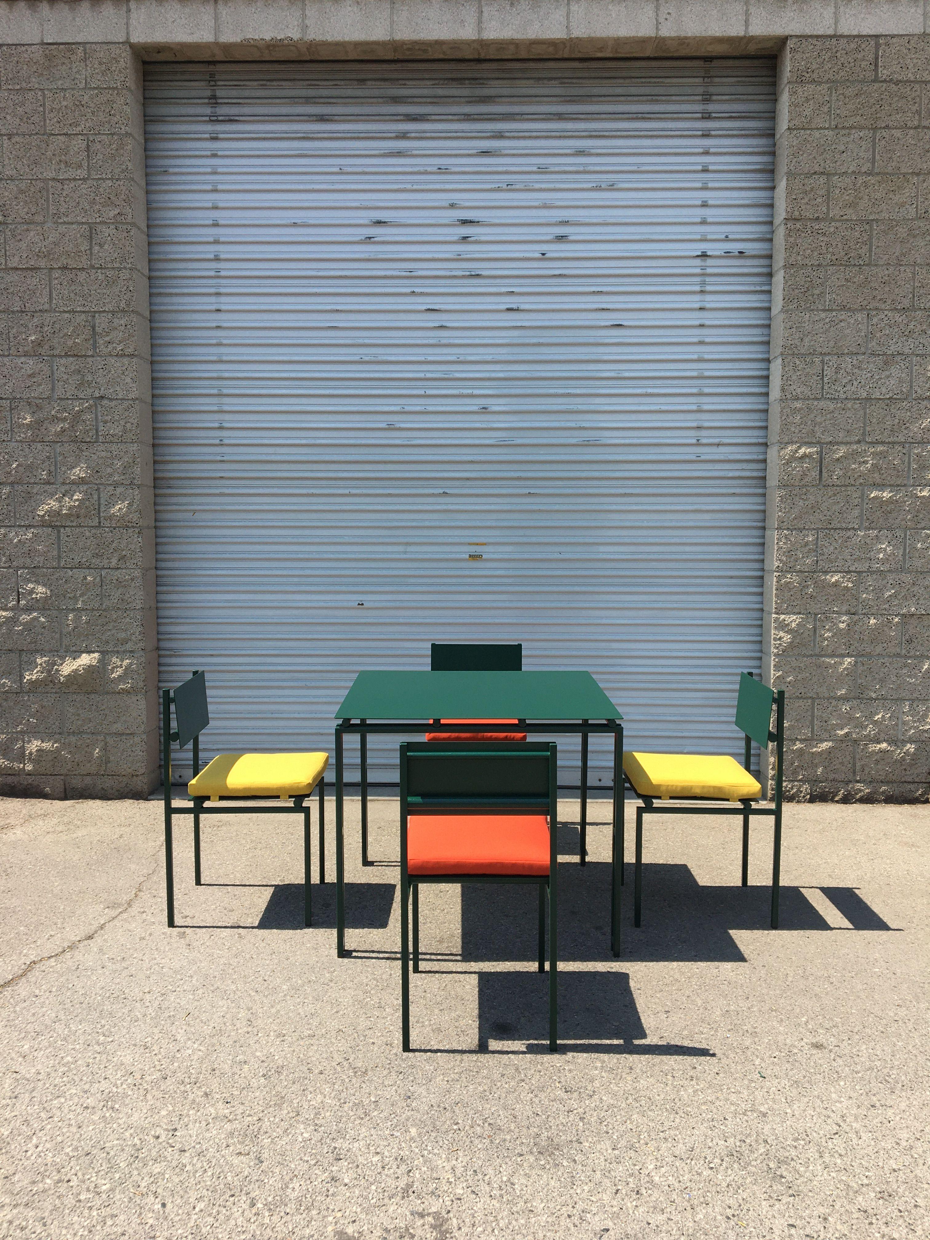 Suspension Metal Set - Breakfast Size product image 0