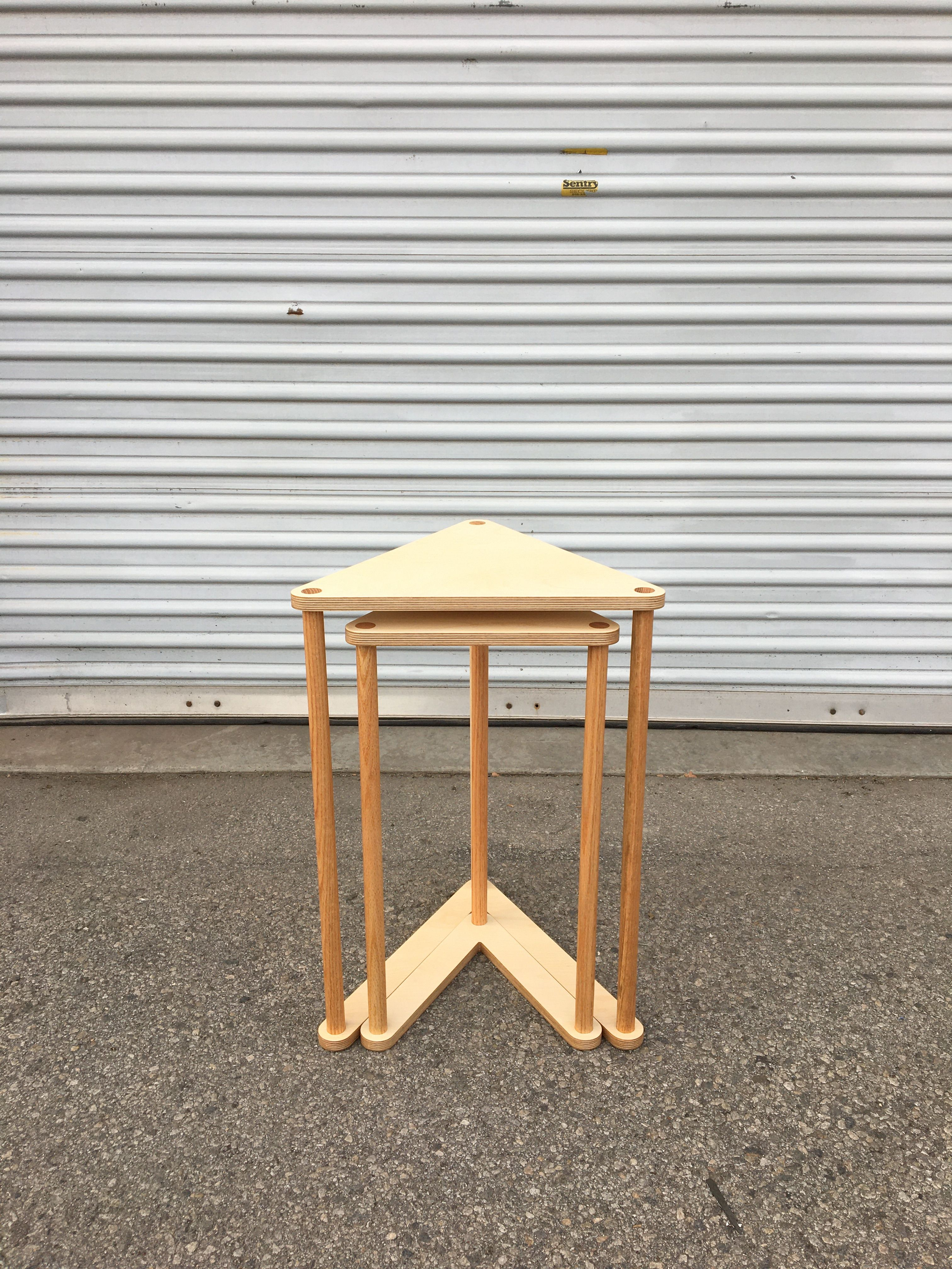 Triangle Nesting Tables product image 0