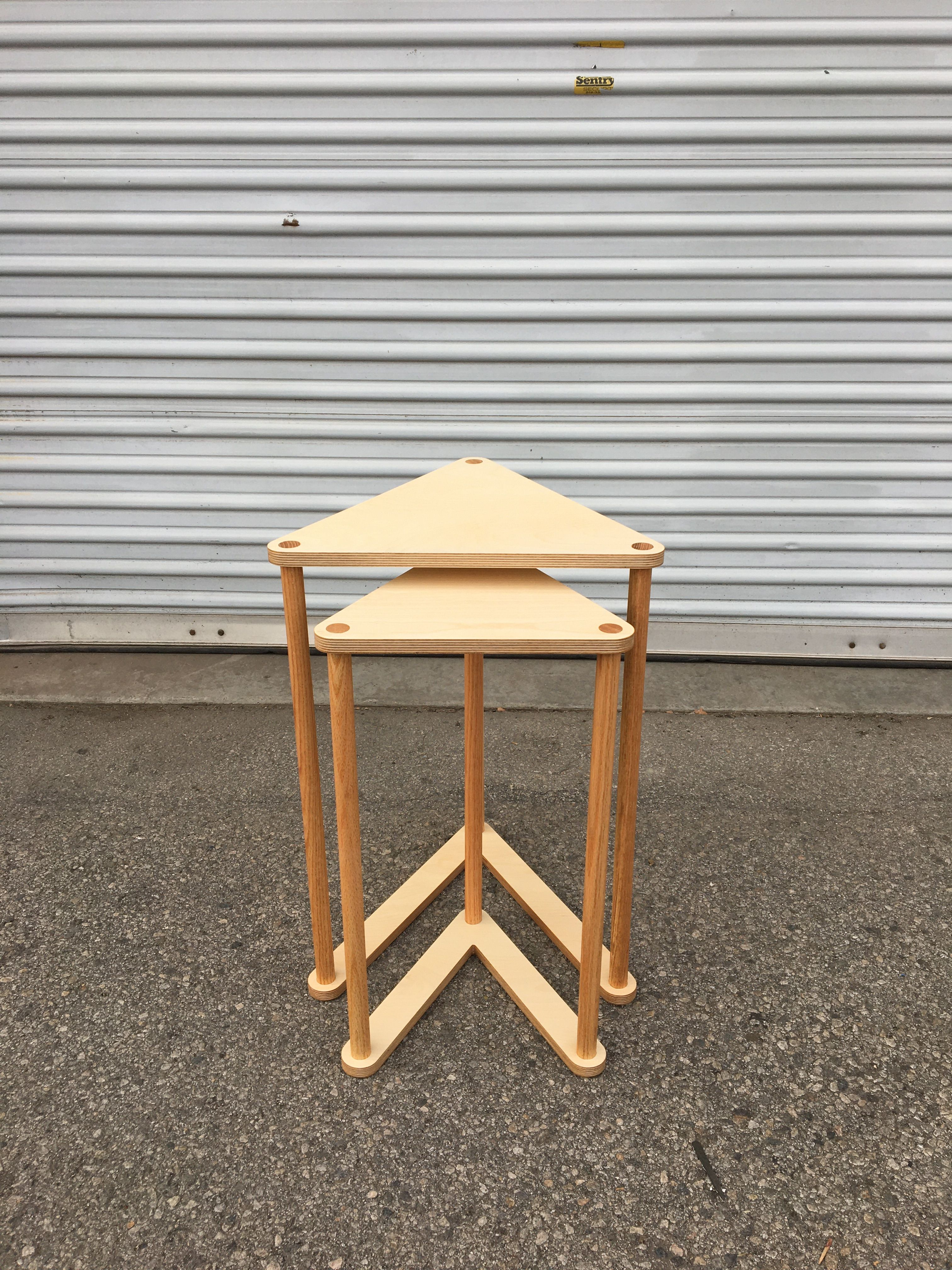 Triangle Nesting Tables product image 5