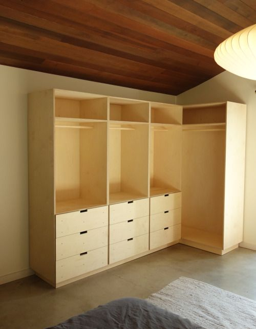 Closet with Drawers product image 0