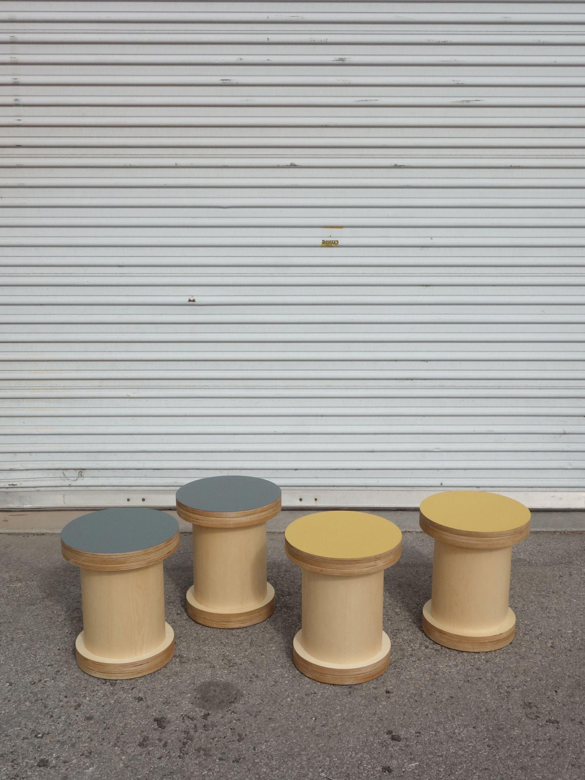 Spool Stools product image 0